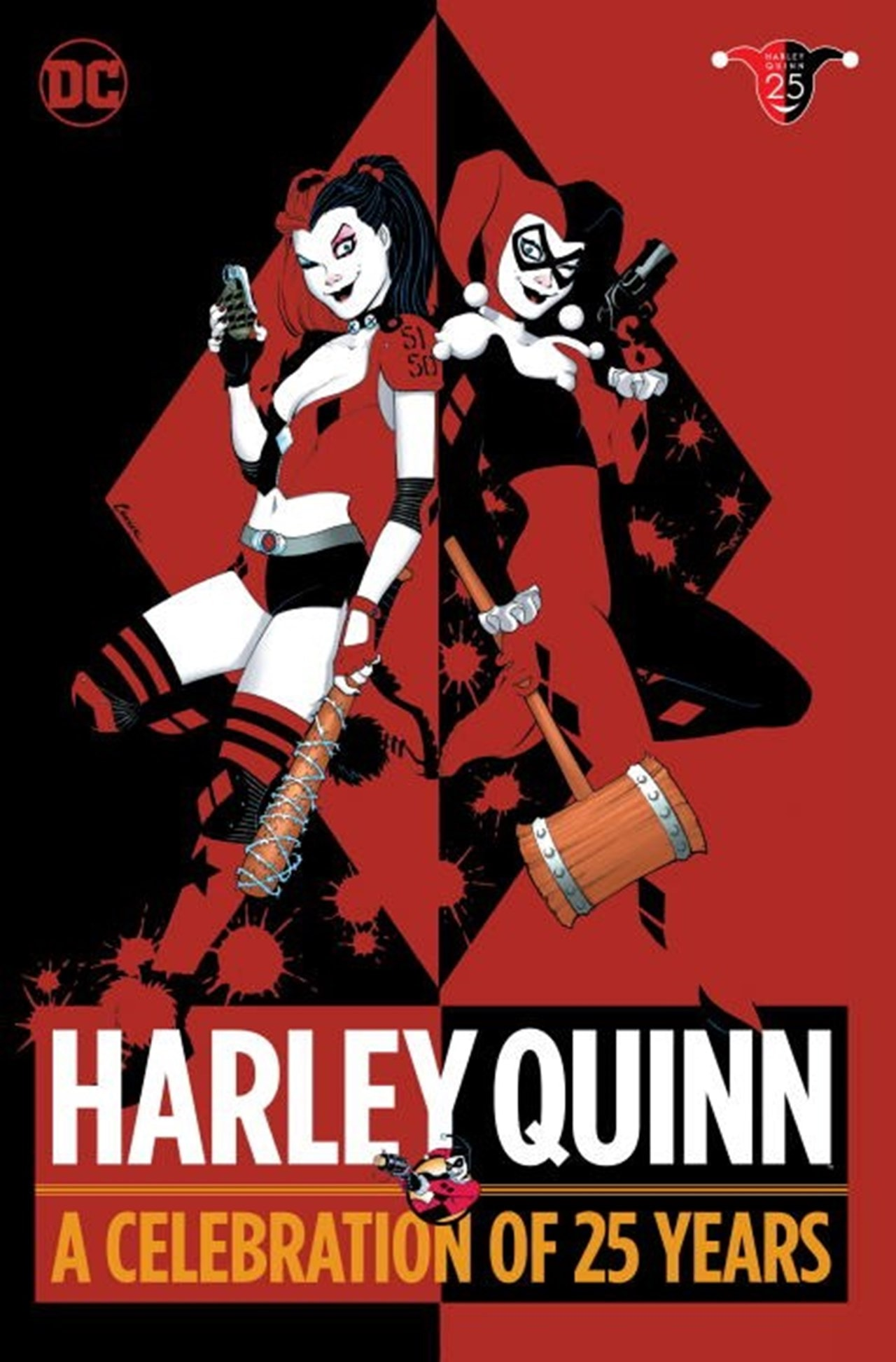 Harley Quinn: A Celebration Of 25 Years - 1