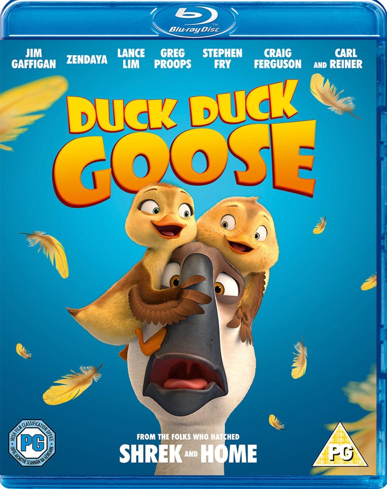 Duck Duck Goose - 1