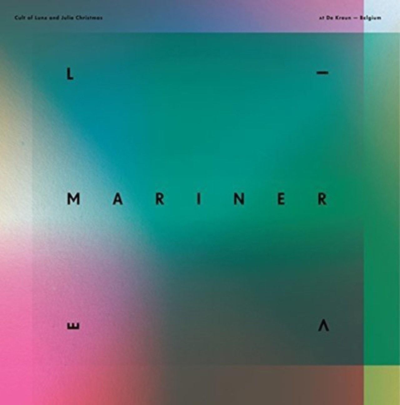 Mariner: Live at De Kreun, Belgium - 1