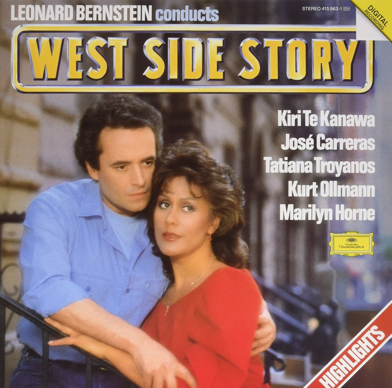 Bernstein: West Side Story - Highlights - 1