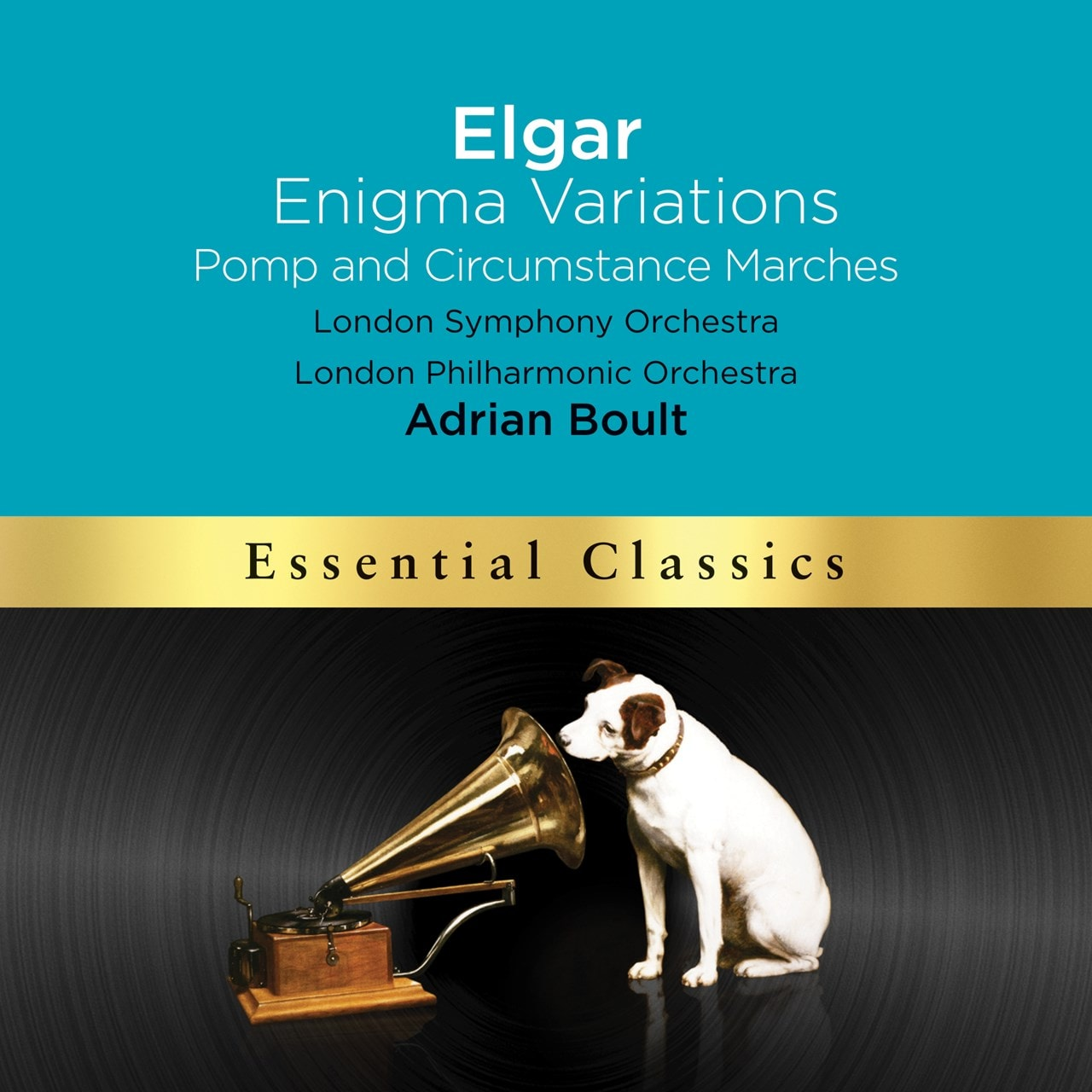 Elgar: Enigma Variations/Pomp and Circumstance Marches - 1
