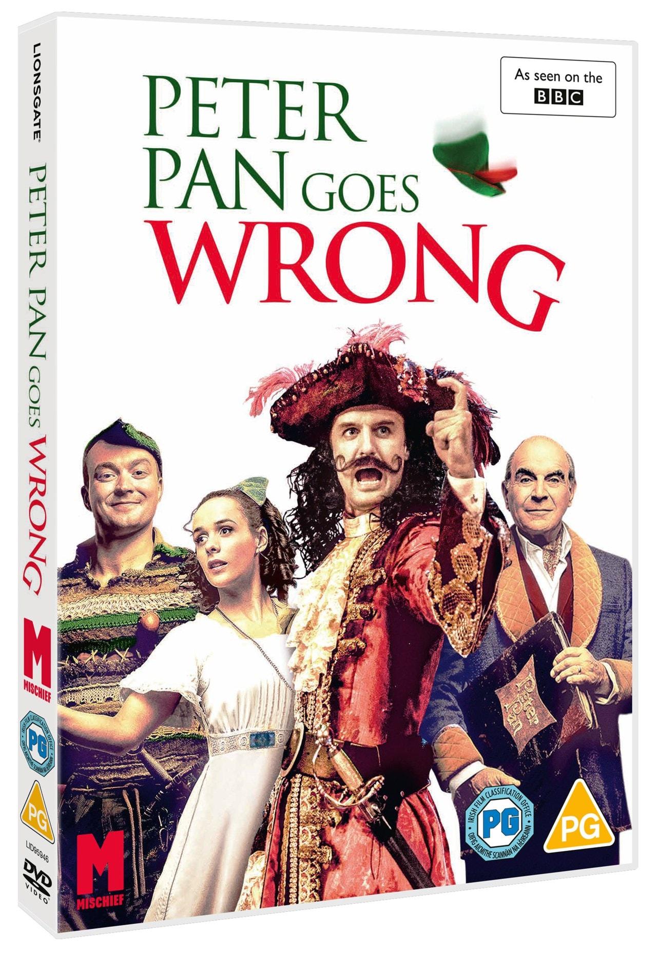 Peter Pan Goes Wrong - 2