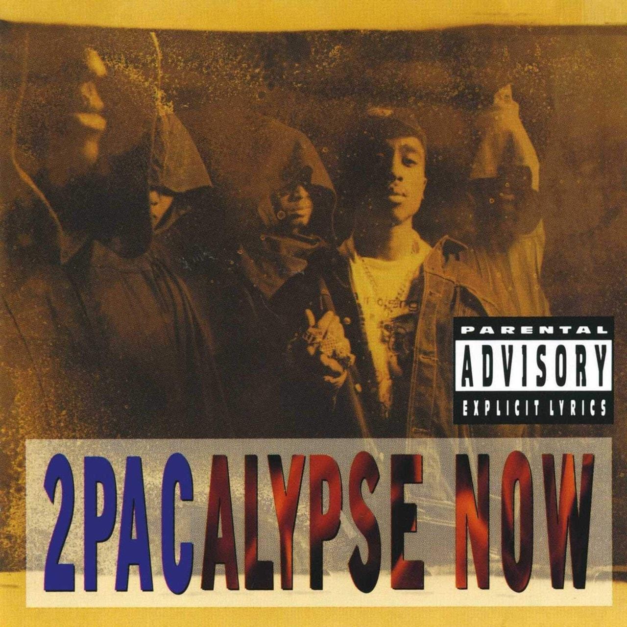 2Pacalypse Now - 1