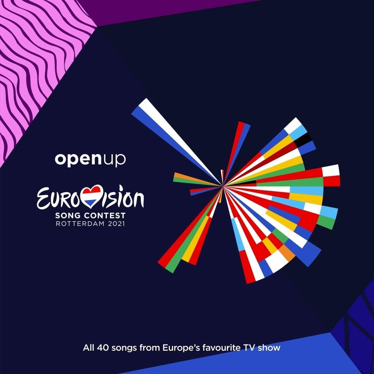 Eurovision Song Contest 2021: Rotterdam - 1