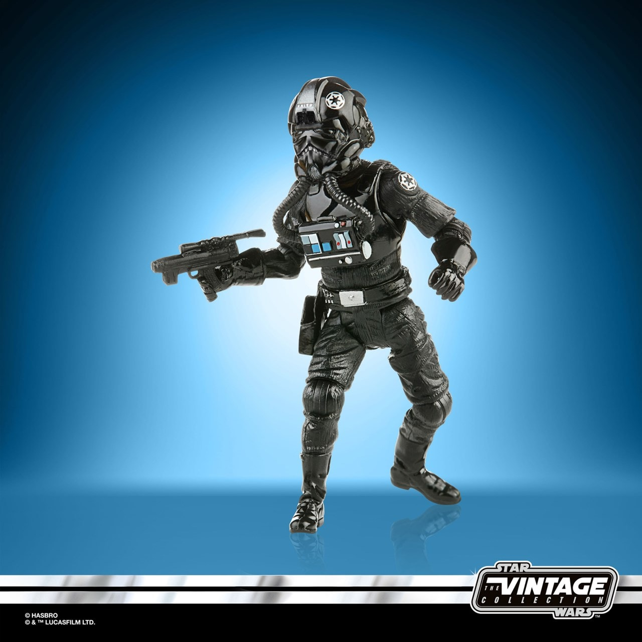 Tie Fighter Pilot 3.75 Inch: Return Of The Jedi: Star Wars: Vintage Collection Action Figure - 3