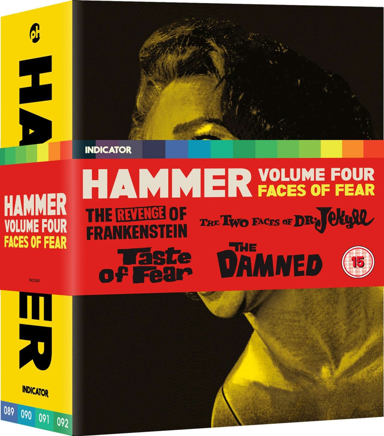 Hammer: Volume Four - Faces of Fear - 1