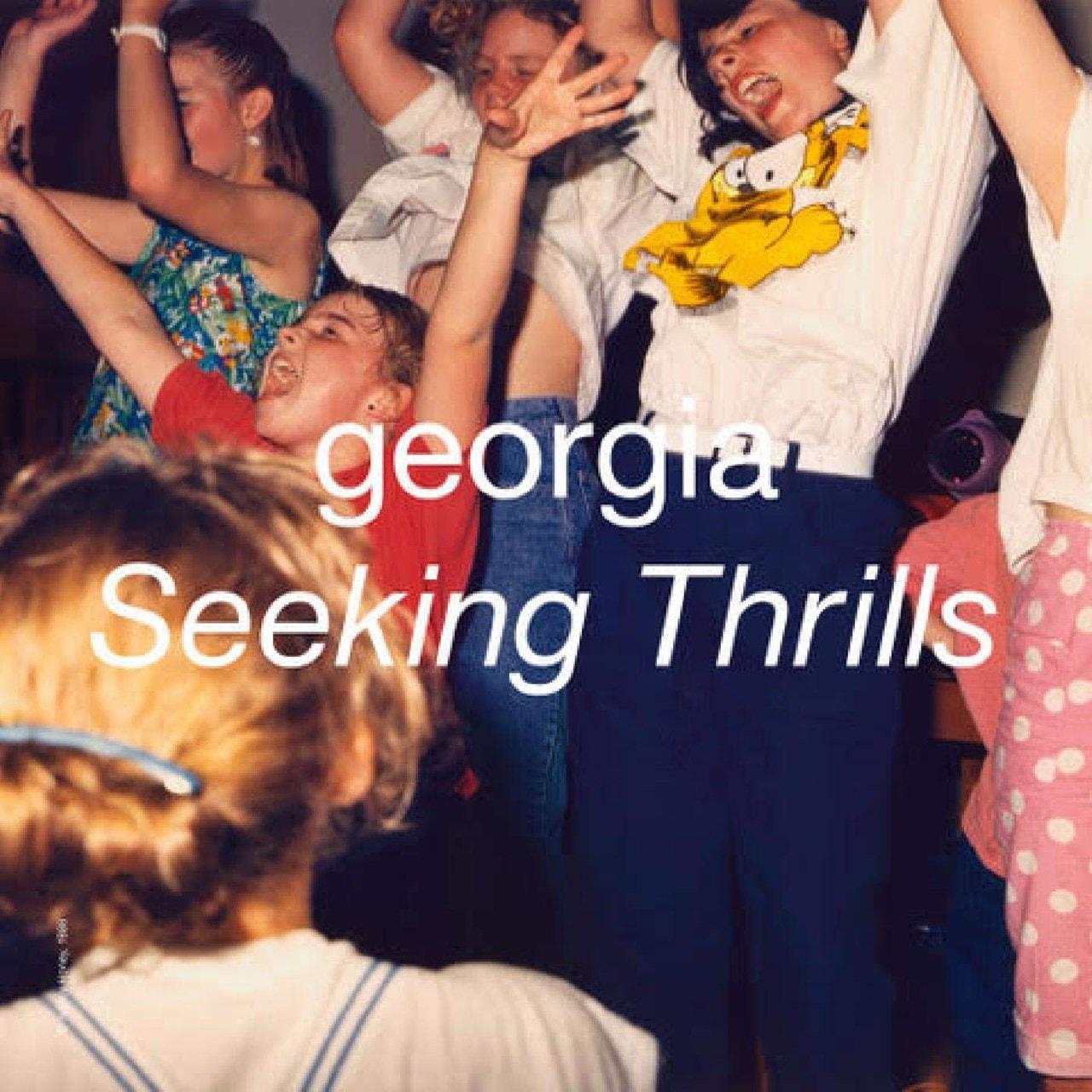 Seeking Thrills (hmv Exclusive) Coloured Vinyl - 1