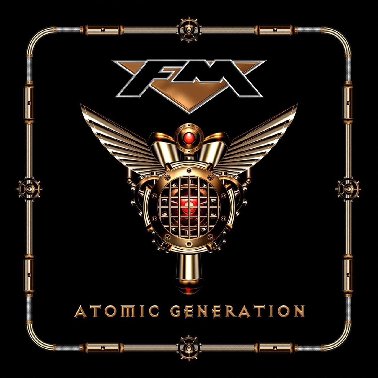 Atomic Generation - 1