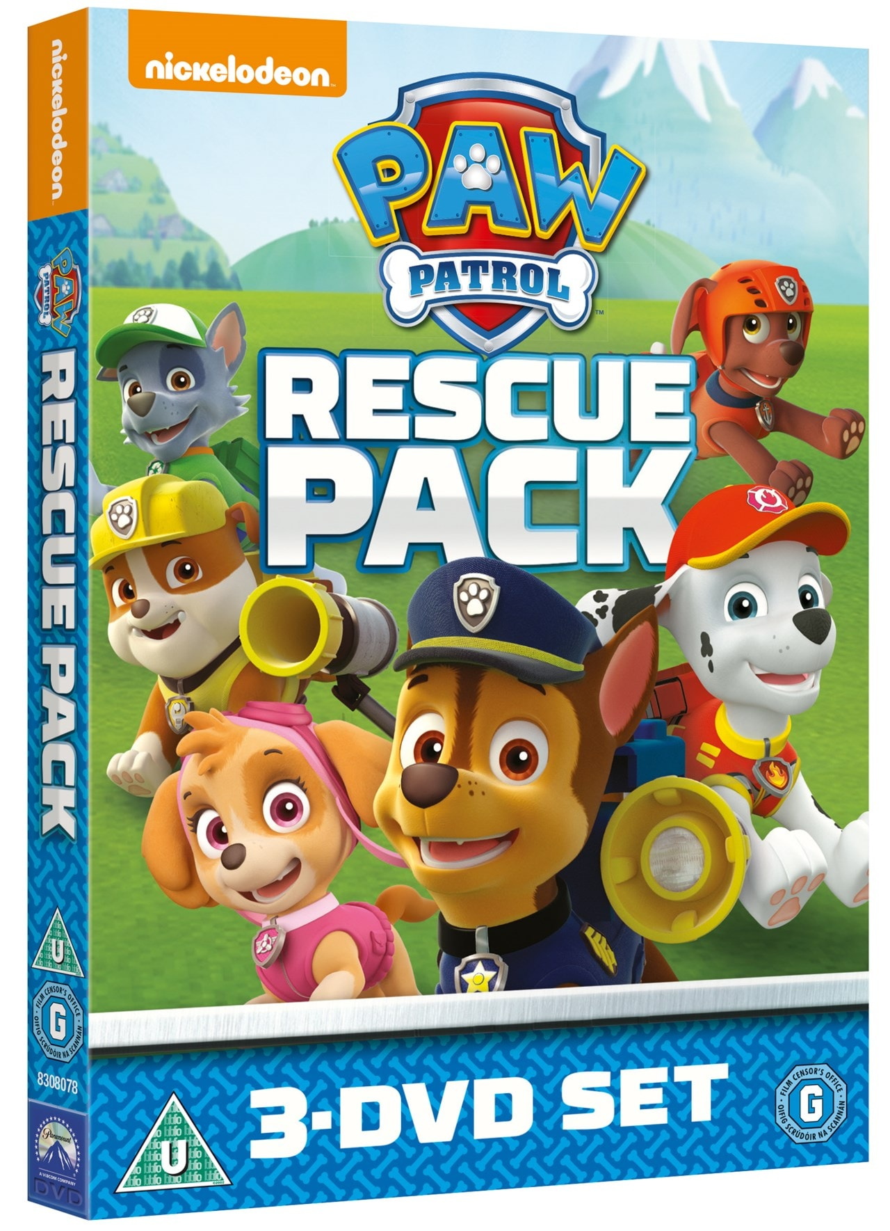 Paw Patrol: Rescue Pack - 2