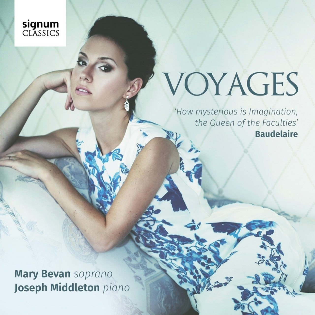 Mary Bevan: Voyages - 1