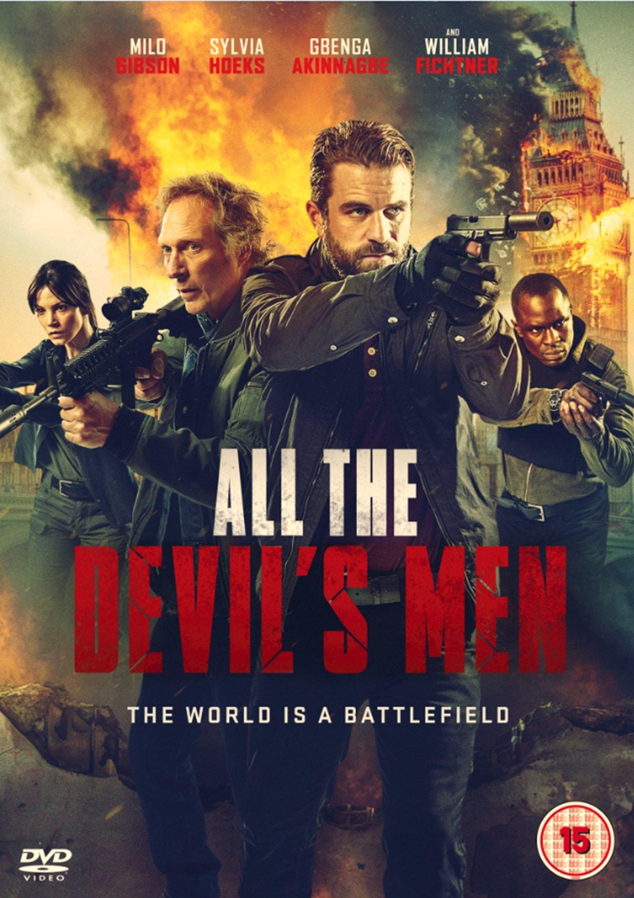 All the Devil's Men - 1