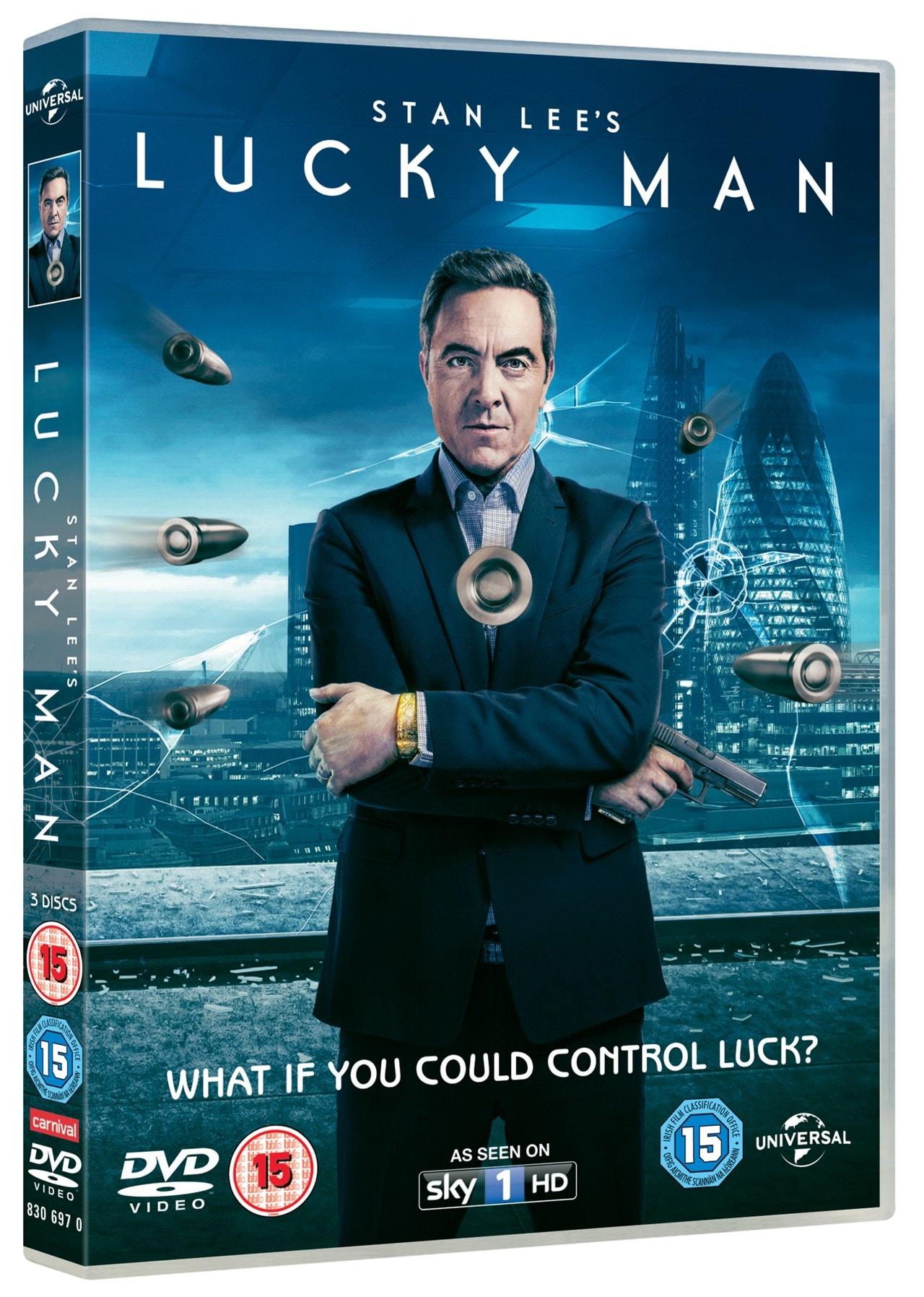 Stan Lee's Lucky Man: Season 1 - 2