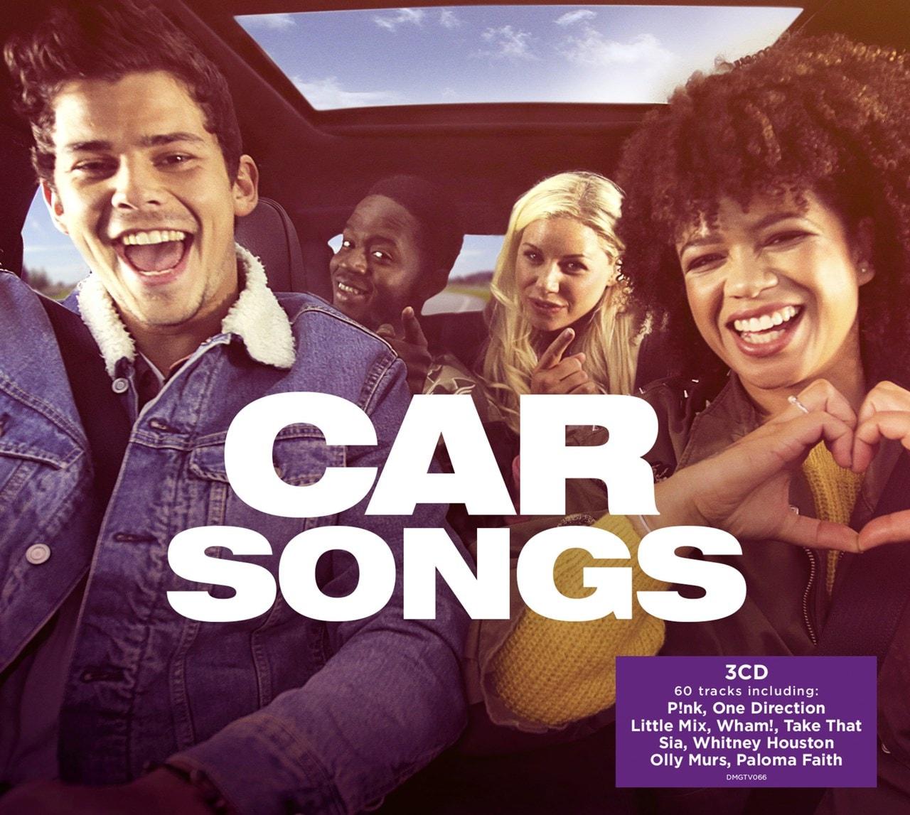 Car Songs - 1
