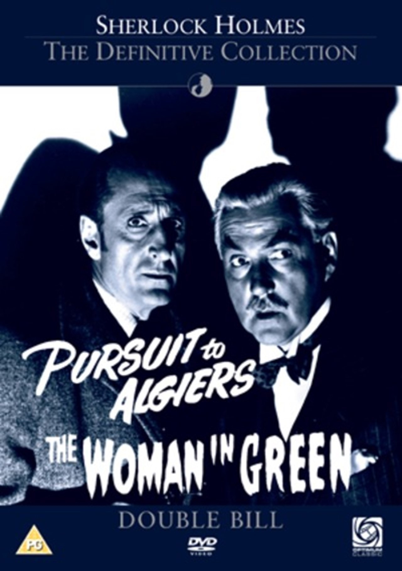 Sherlock Holmes: Pursuit to Algiers/The Woman in Green - 1