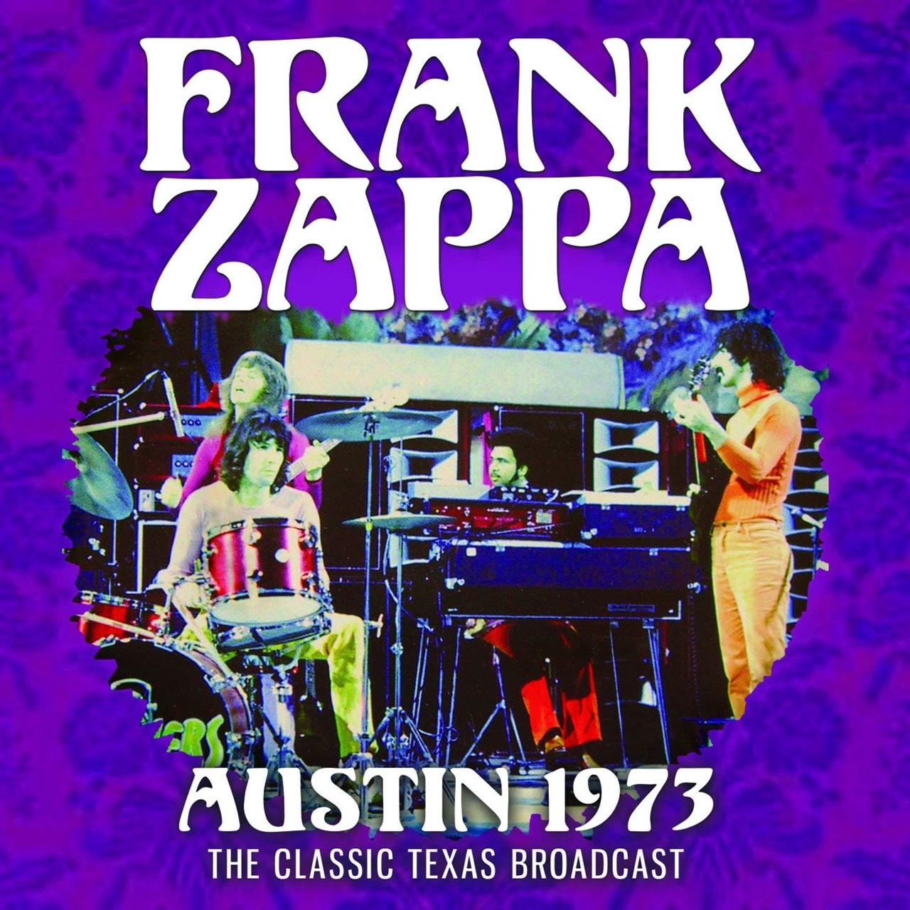 Austin 1973: The Classic Texas Broadcast - 1
