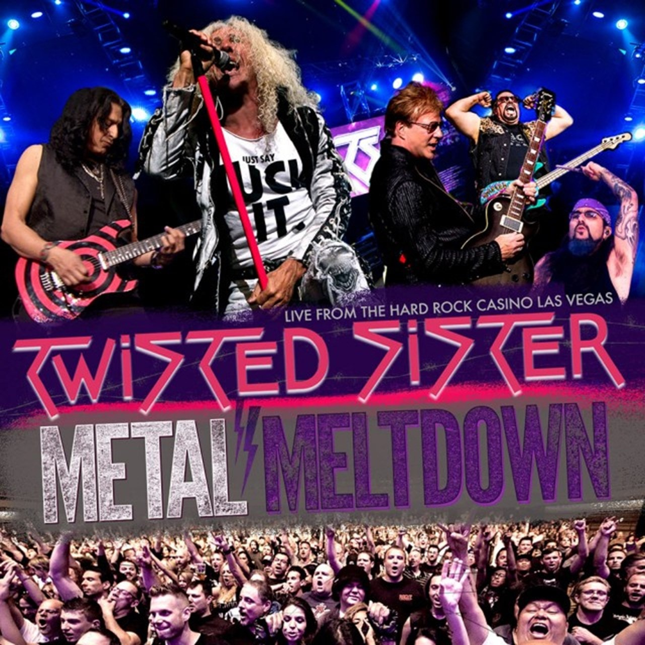 Twisted Sister: Metal Meltdown - 1