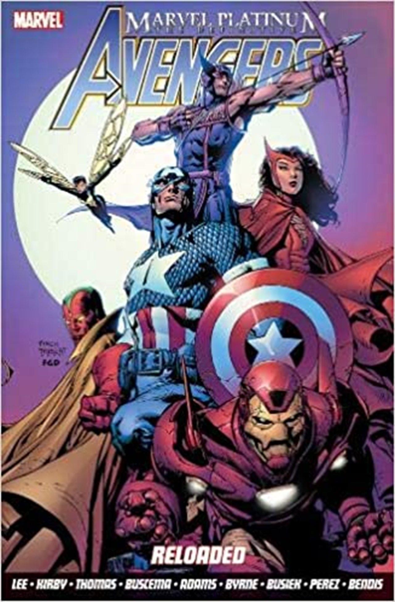 Definitive Avengers Reloaded - 1