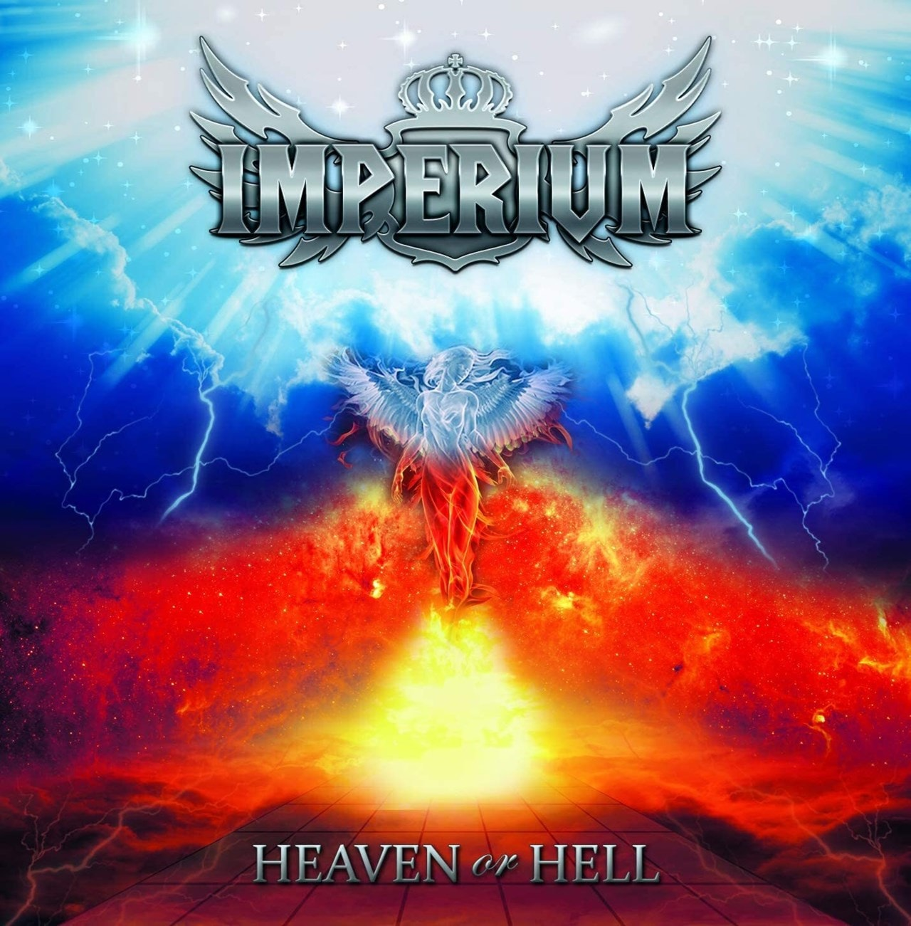 Heaven Or Hell - 1