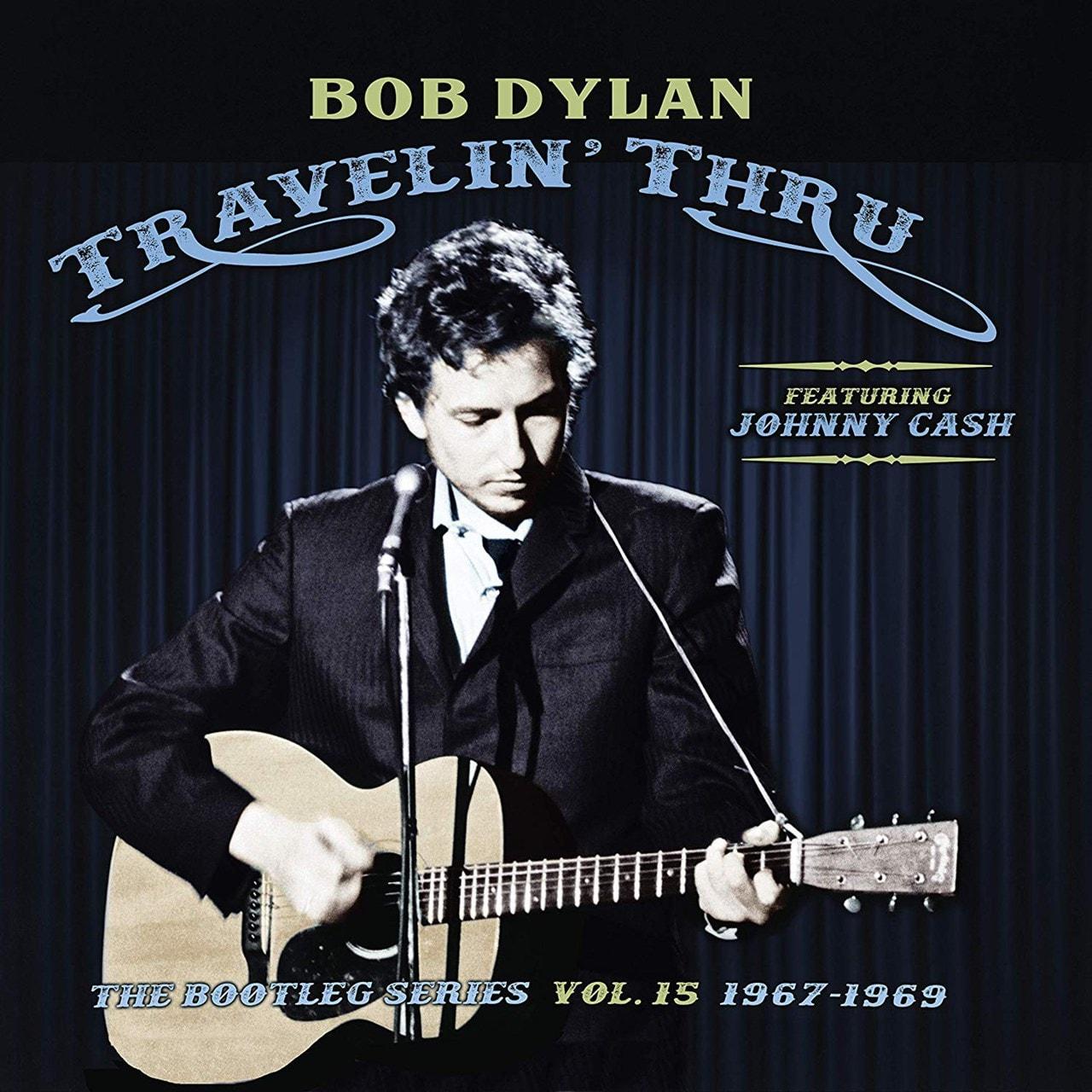 Travelin' Thru Featuring Johnny Cash: 1967-1969 - 1