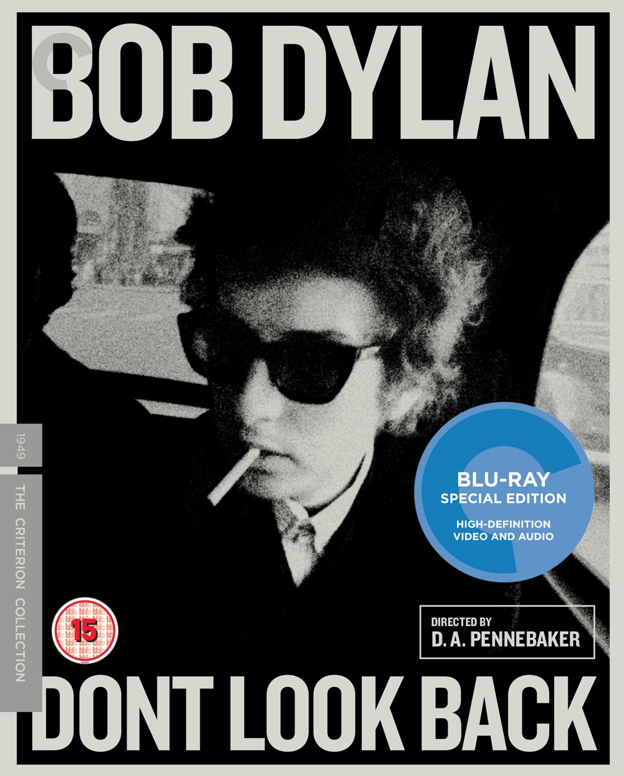 Bob Dylan: Don't Look Back - The Criterion Collection - 1
