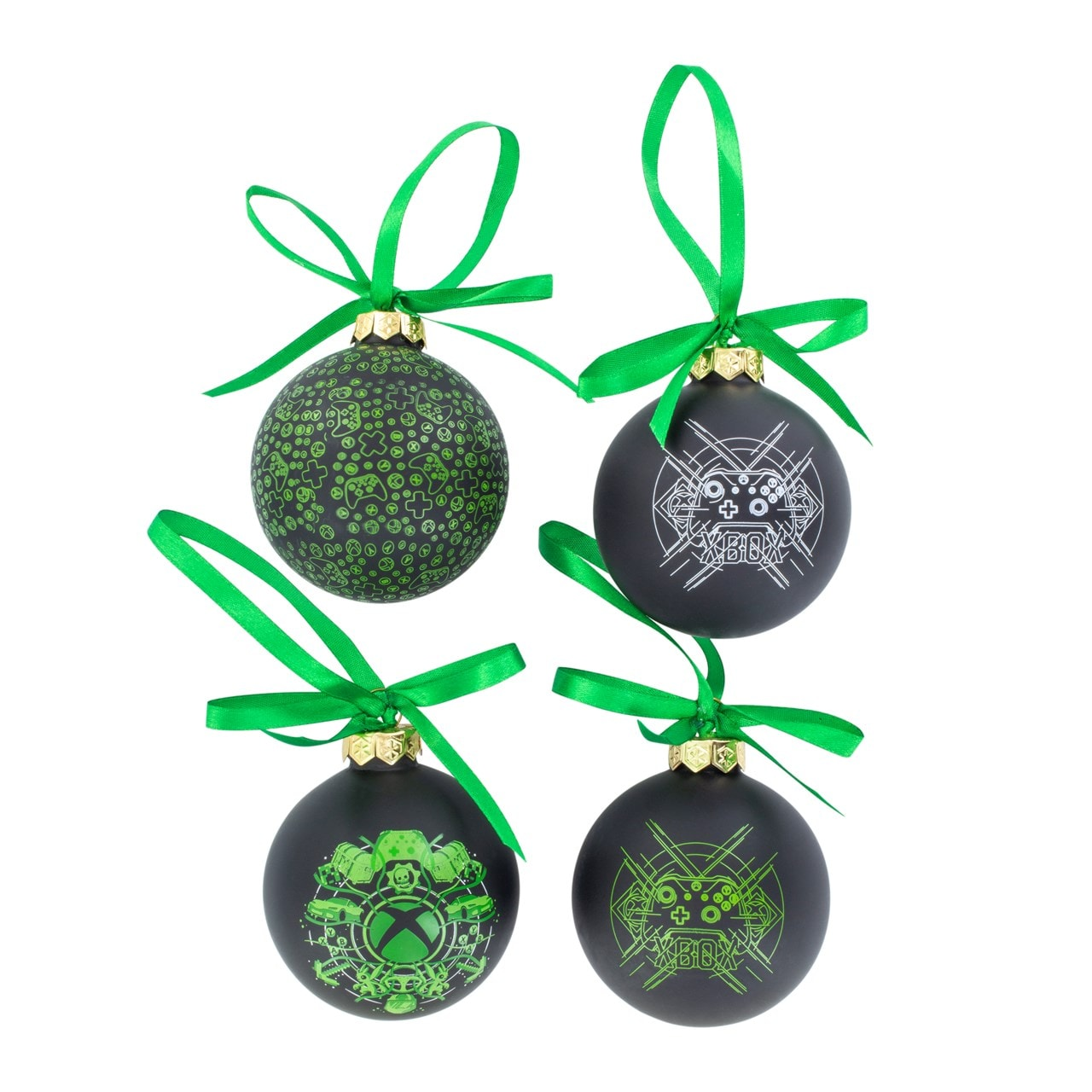 Xbox Glass Christmas Ornaments - 2