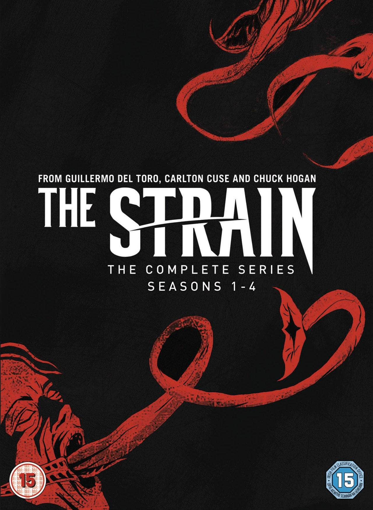 The Strain: The Complete Series - 1
