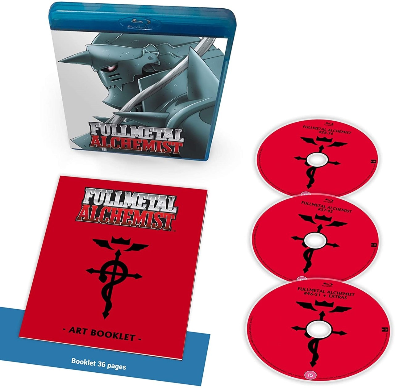 Fullmetal Alchemist: Part 2 Limited Collector's Edition - 1