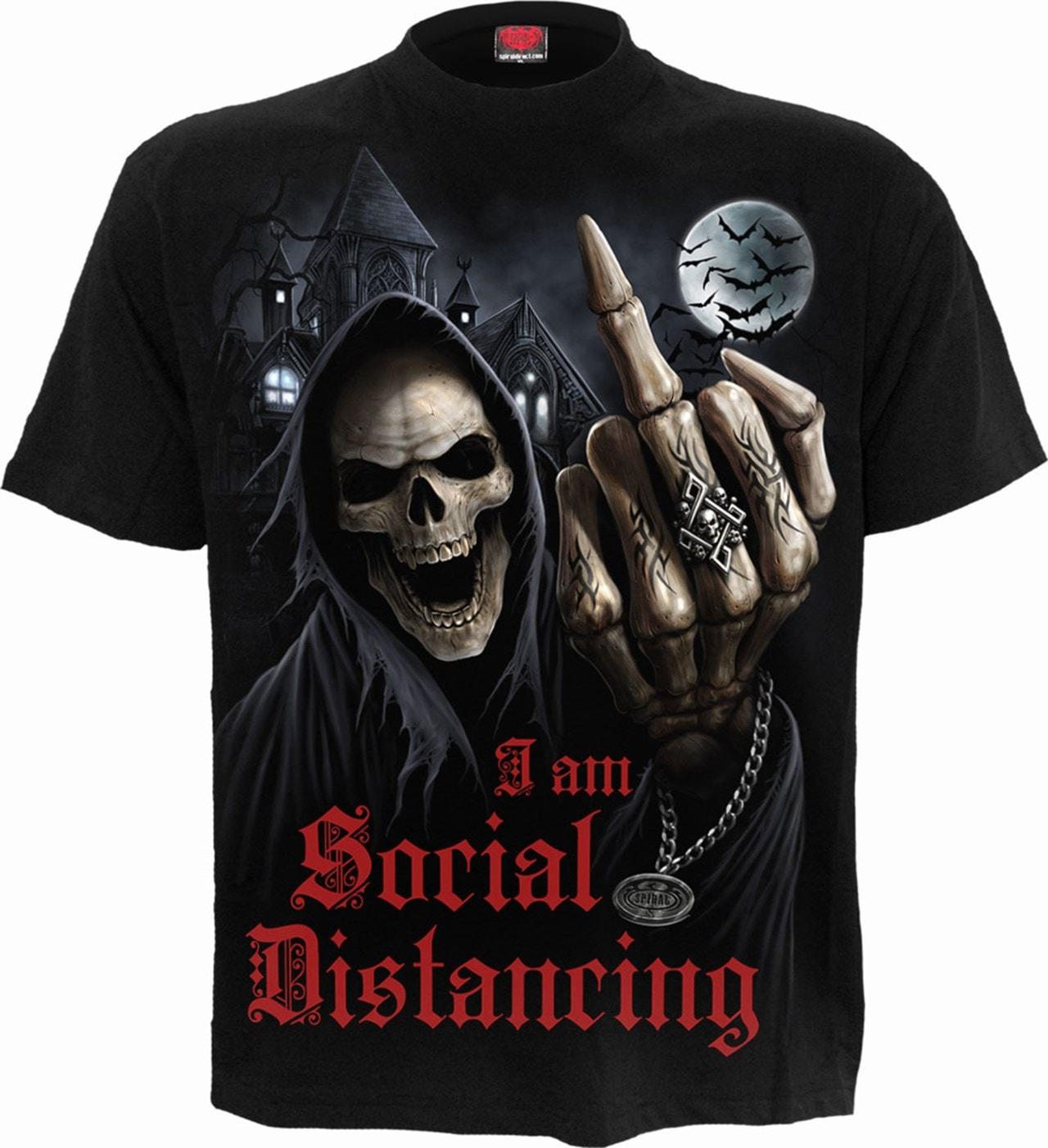 Spiral: Social Distance (Small) - 2