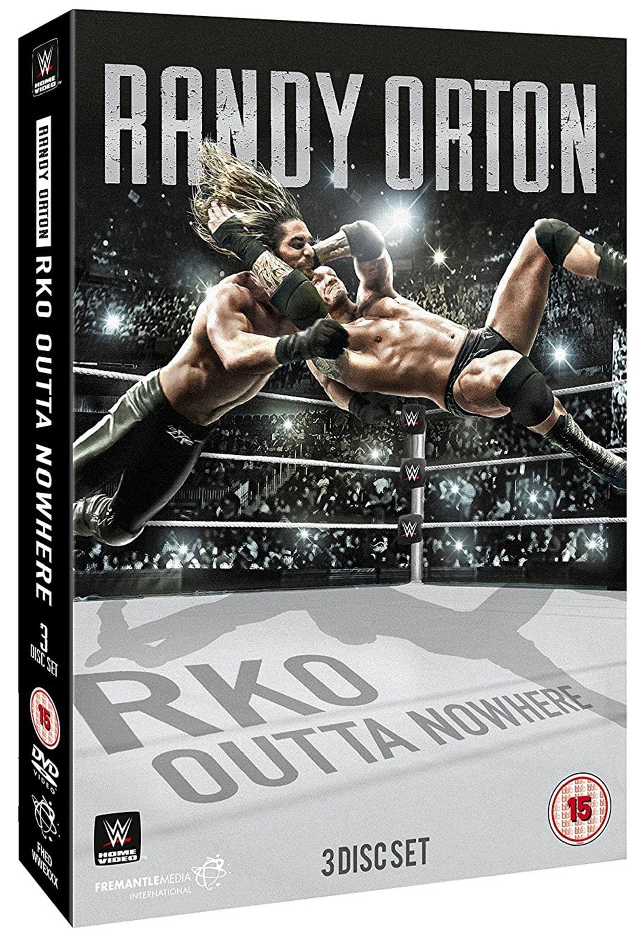 WWE: Randy Orton - RKO Outta Nowhere - 1