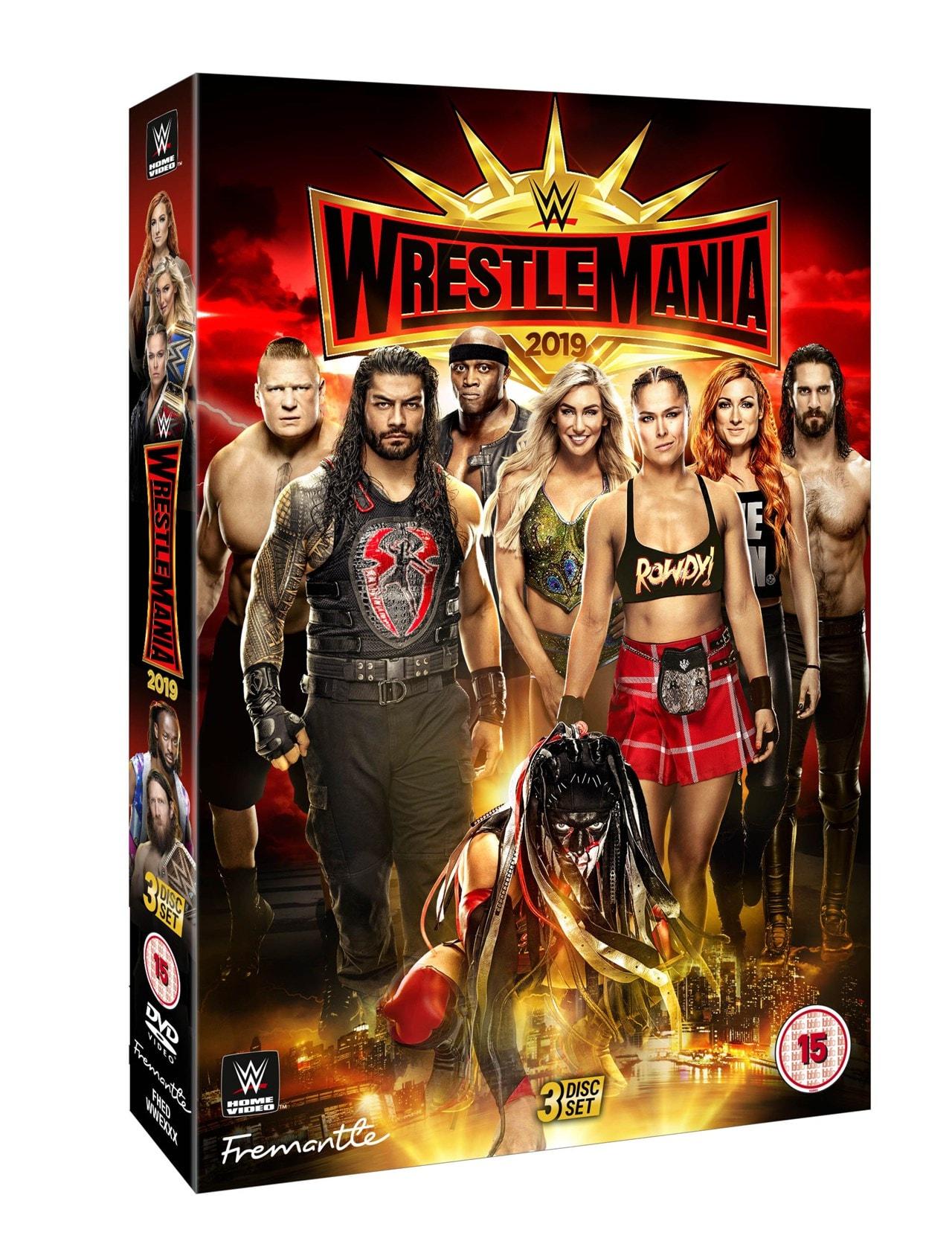 WWE: Wrestlemania 35 - 2