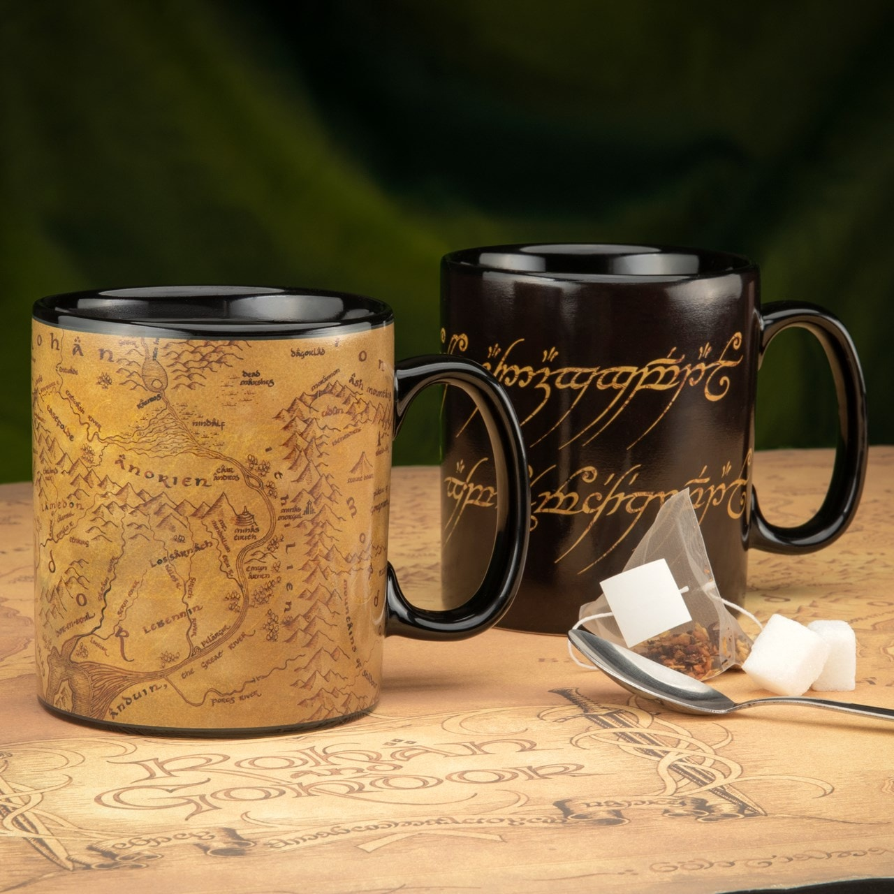 The Lord Of The Rings Heat Change Mug - 1