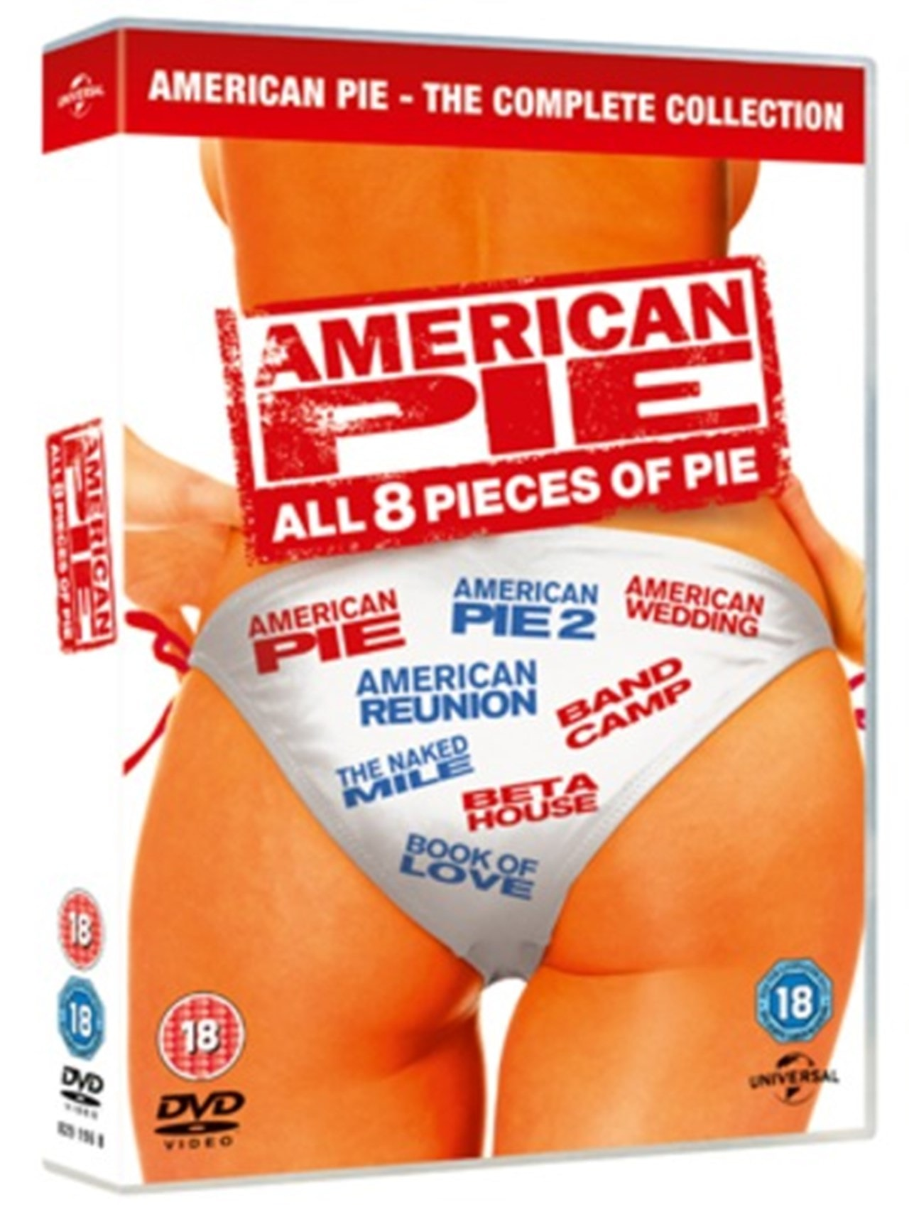 American Pie: All 8 Pieces of Pie - 1