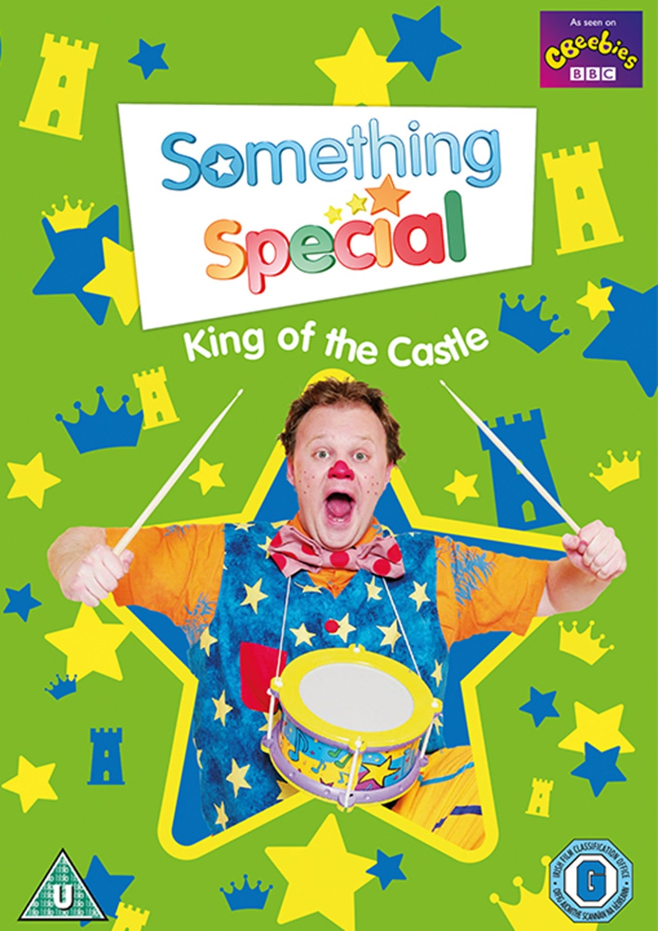 Something Special: King of the Castle - 1