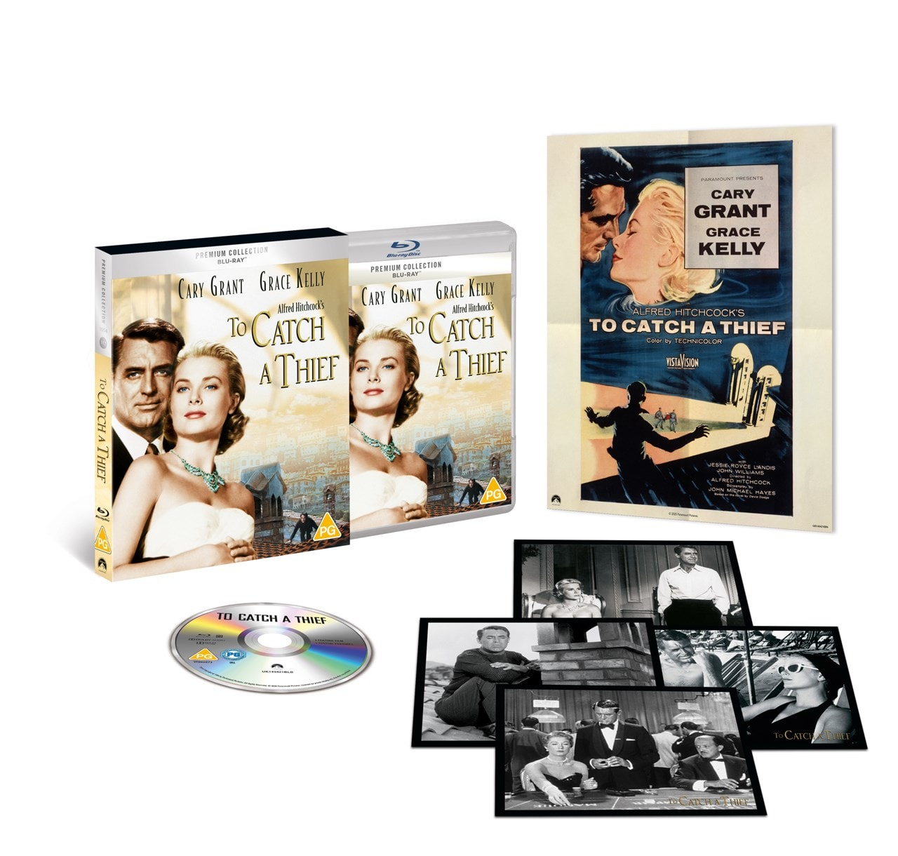 To Catch a Thief (hmv Exclusive) - The Premium Collection - 1