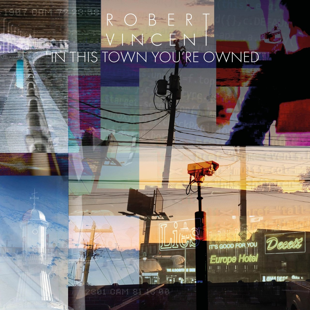 In This Town You're Owned - 1