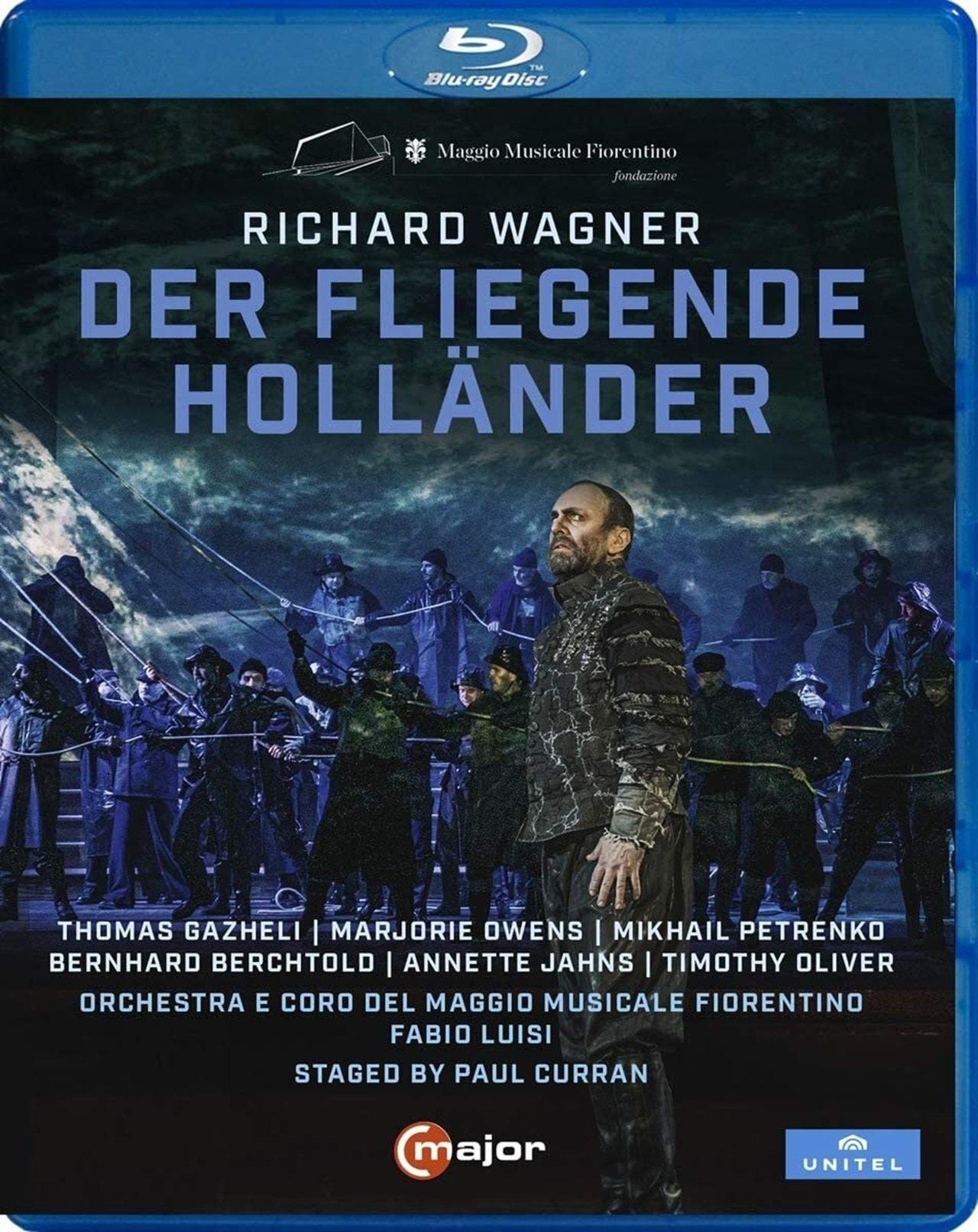 Der Fliegende Hollander: Maggio Musicale Fiorentino (Luisi) - 1