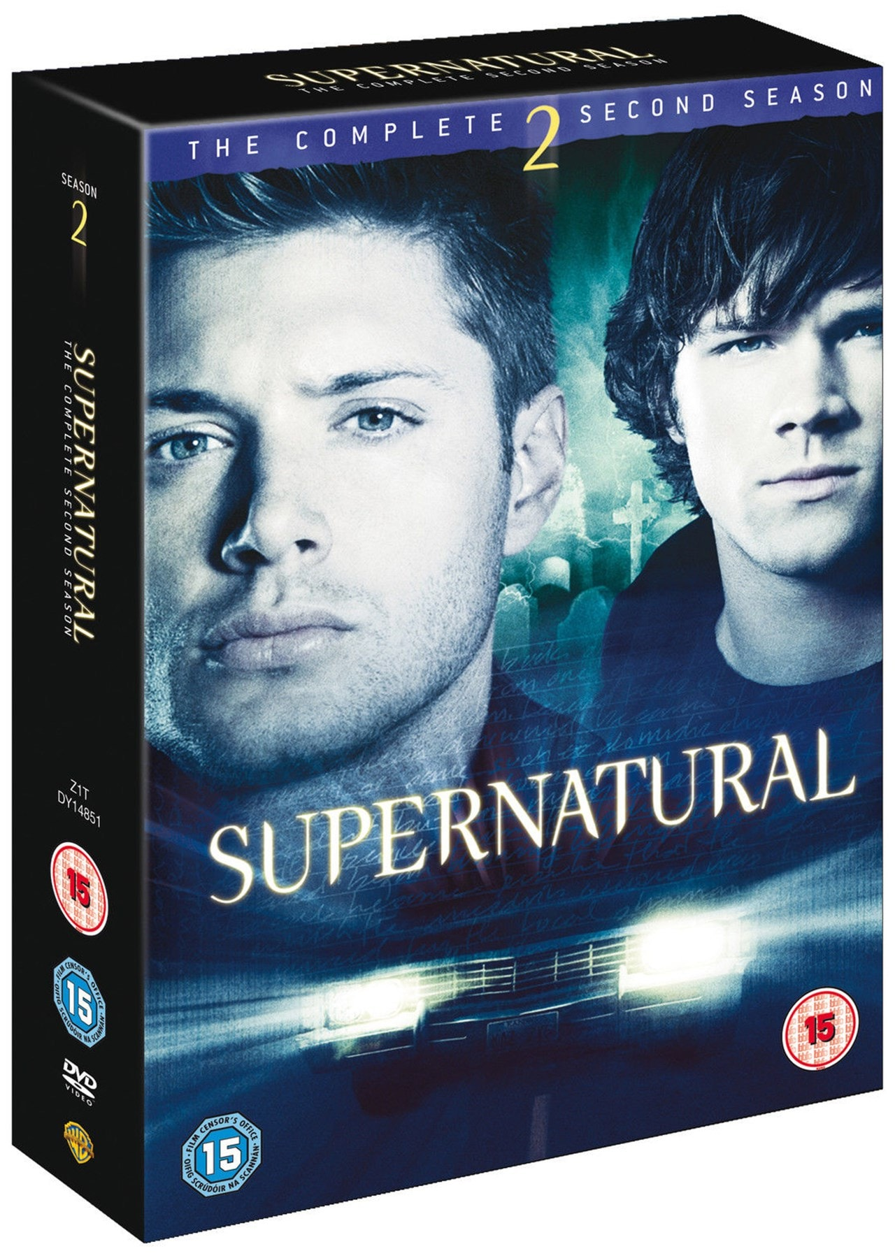 Supernatural: The Complete Second Season - 2