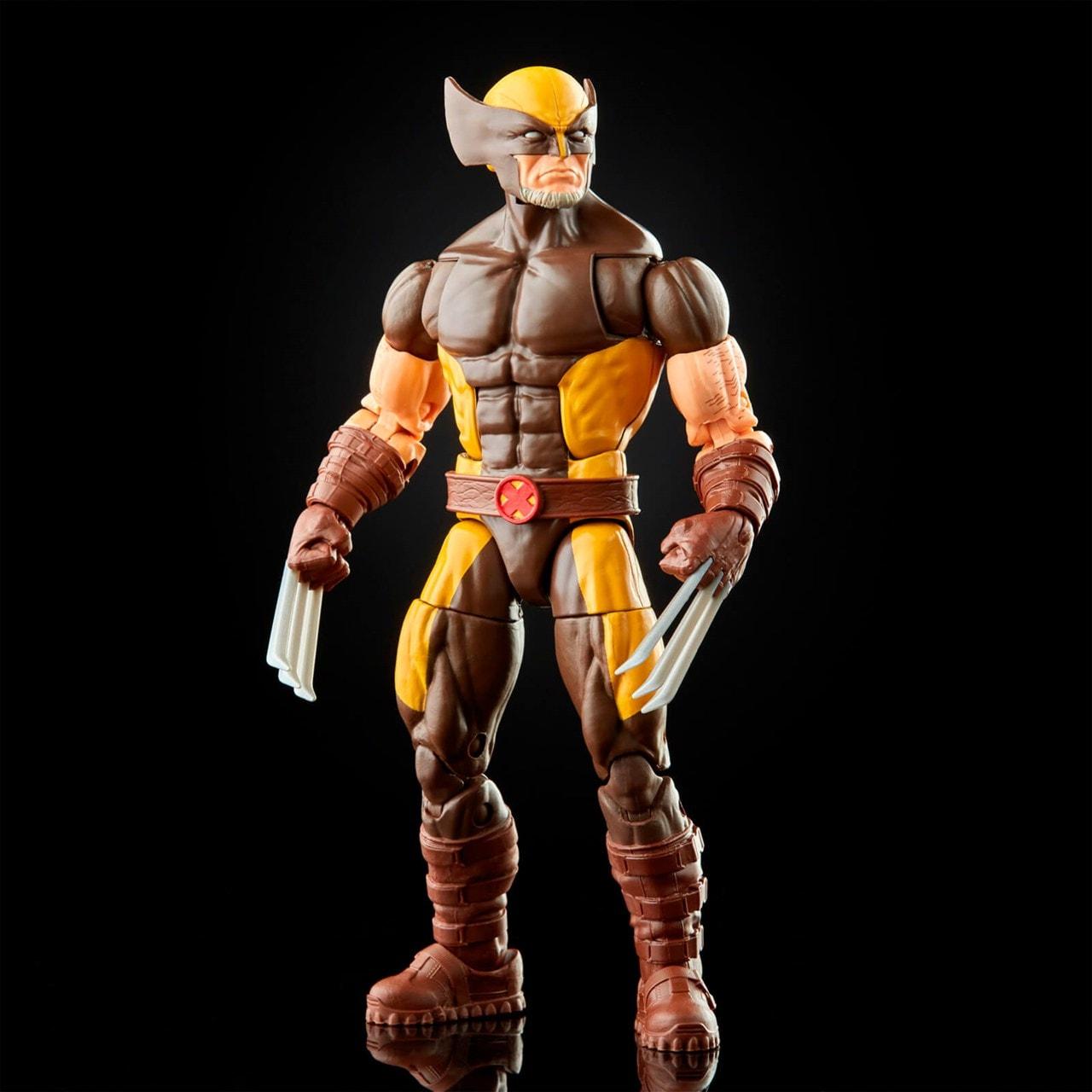 Marvel Legends Series X-Men Wolverine Action Figure - 2