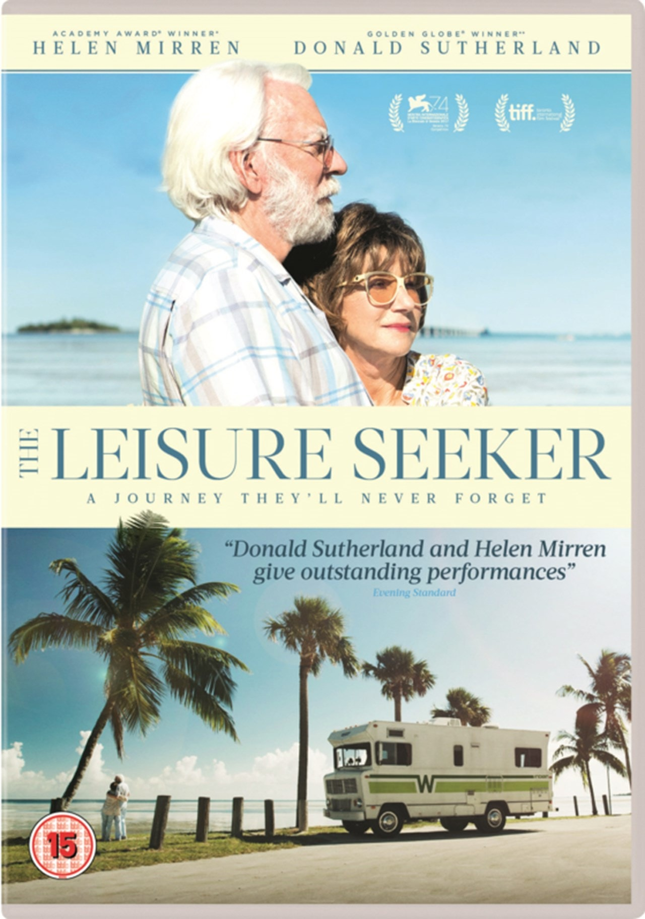The Leisure Seeker - 1