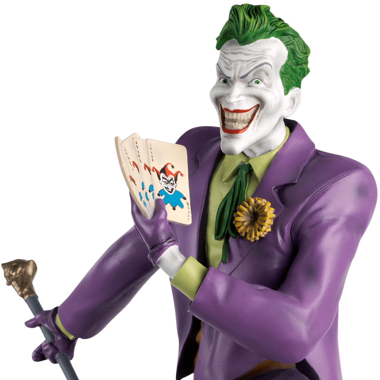Joker on Roof: DC Mega Figurine: Hero Collector - 3