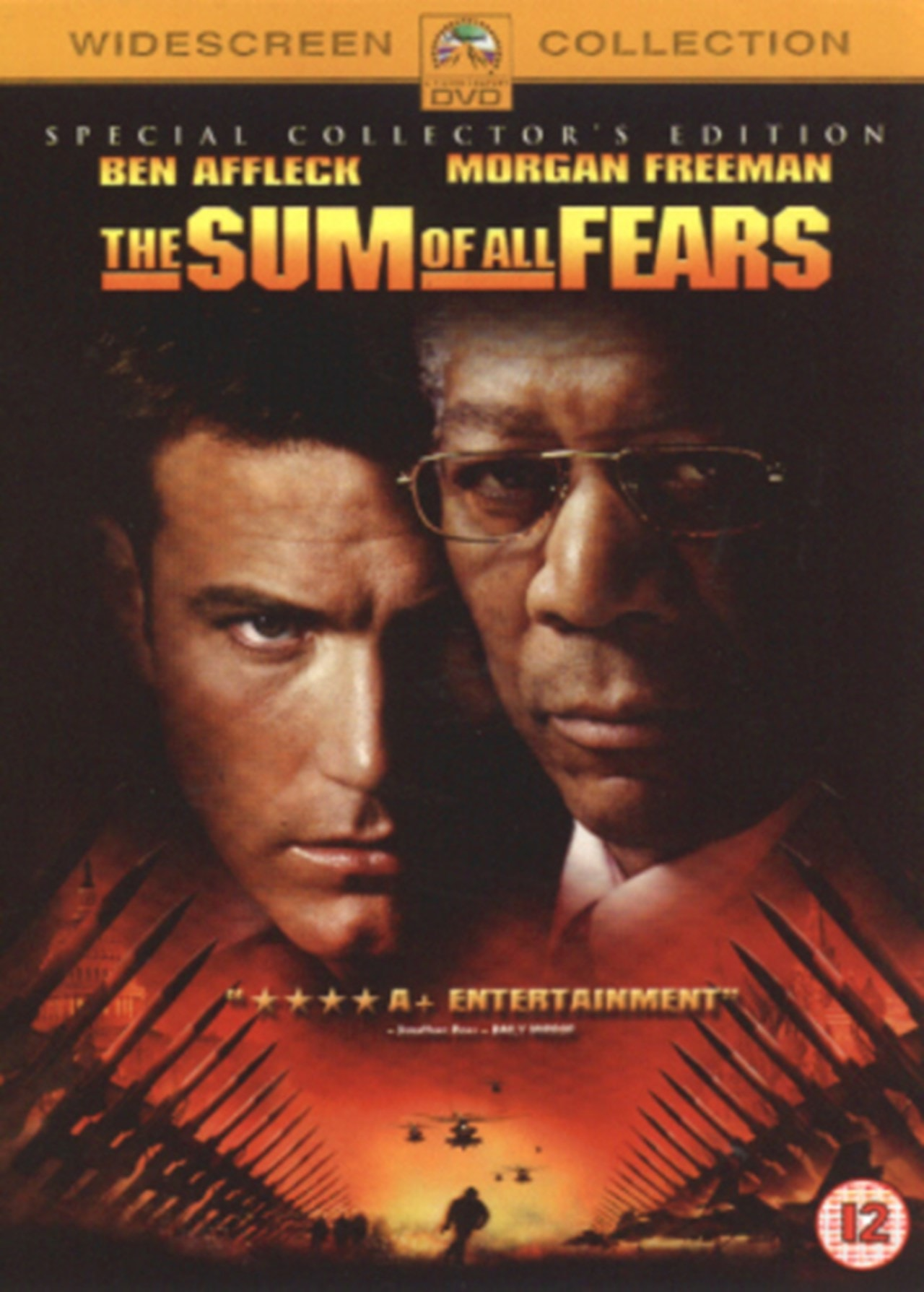 The Sum of All Fears - 1