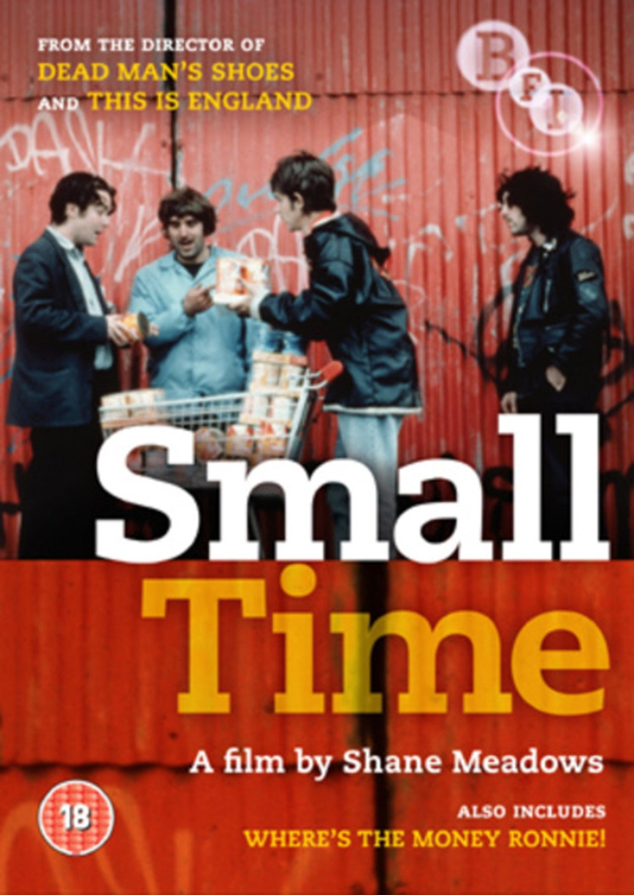 Small Time/Where's the Money Ronnie! - 1