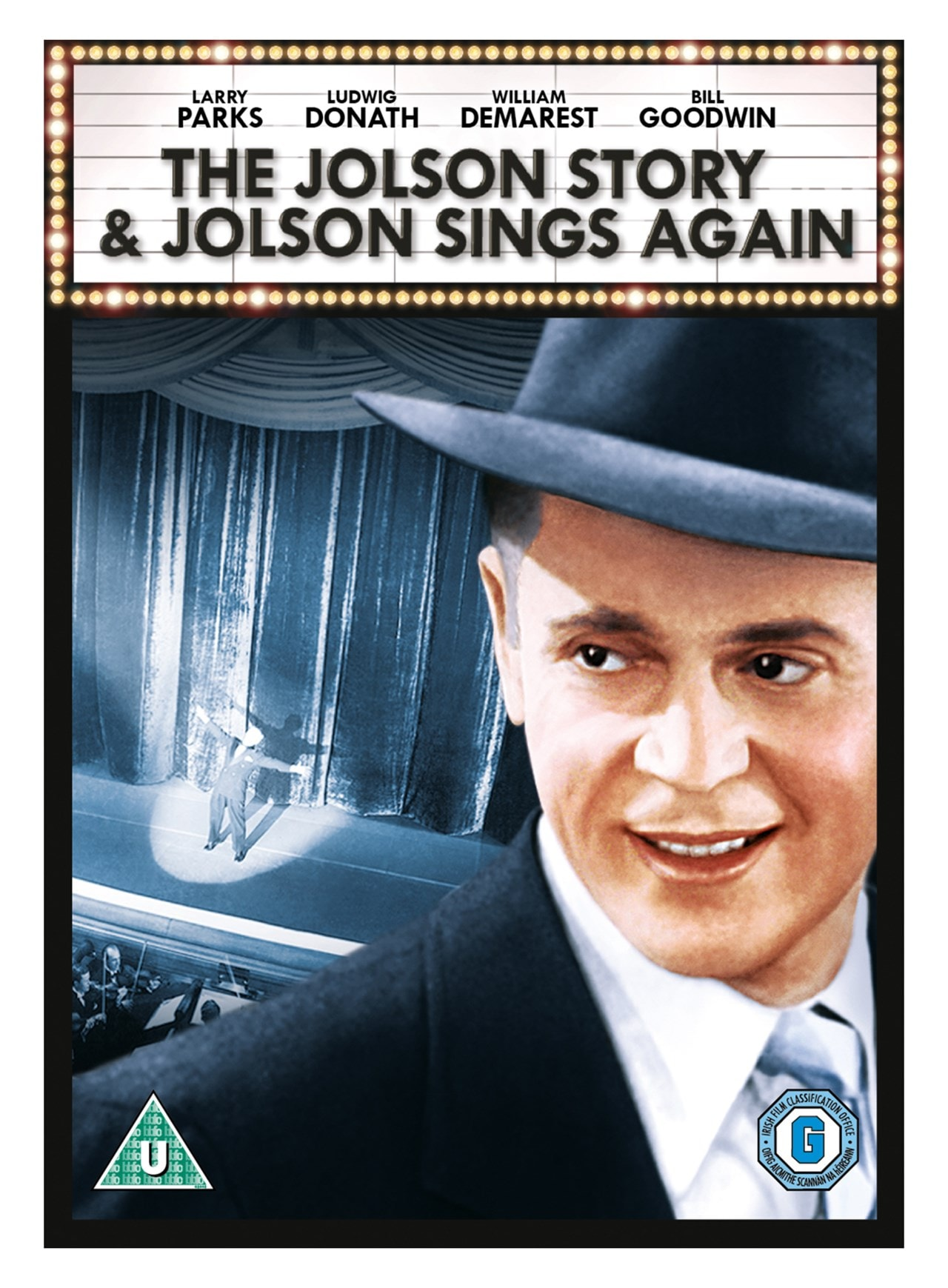 The Jolson Story/Jolson Sings Again - 1
