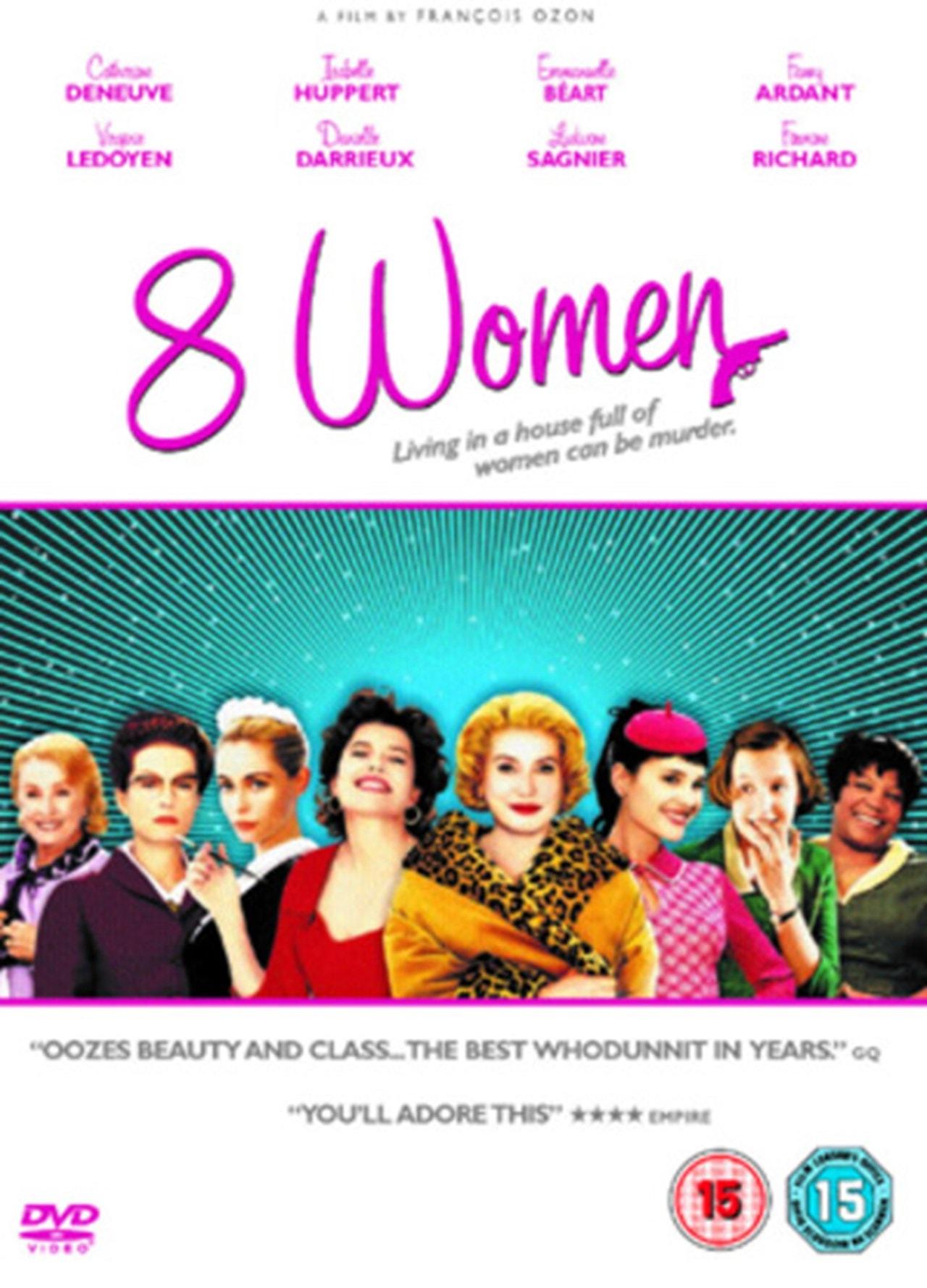 8 Women - 1