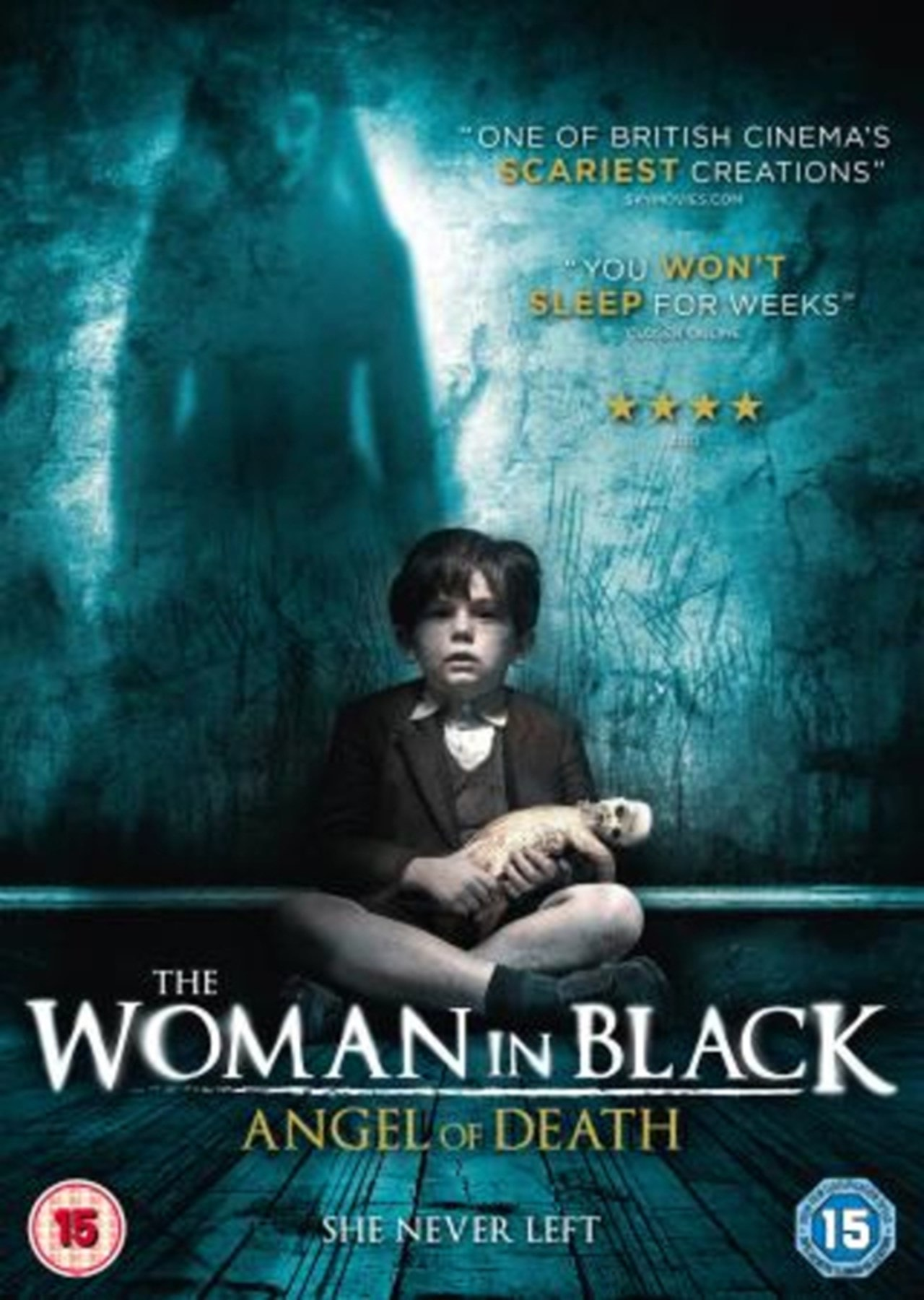 The Woman in Black: Angel of Death - 1