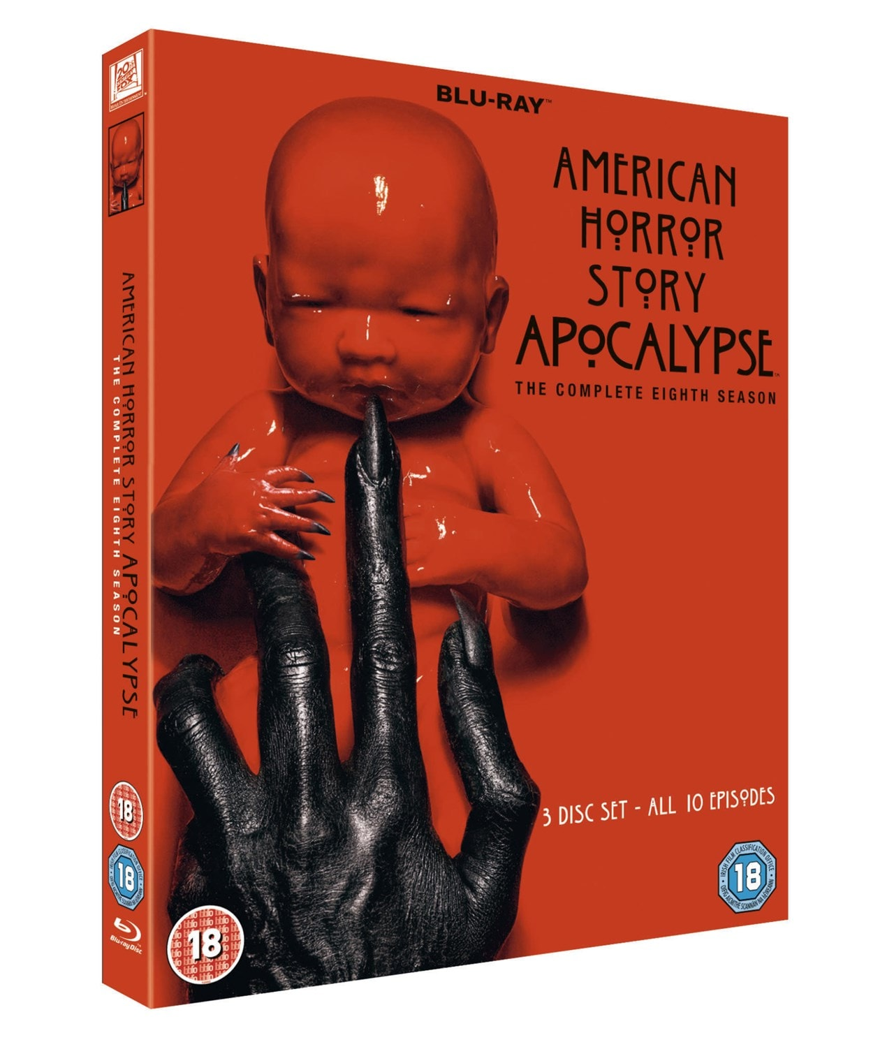 American Horror Story: Apocalypse - The Complete Eighth Season - 2