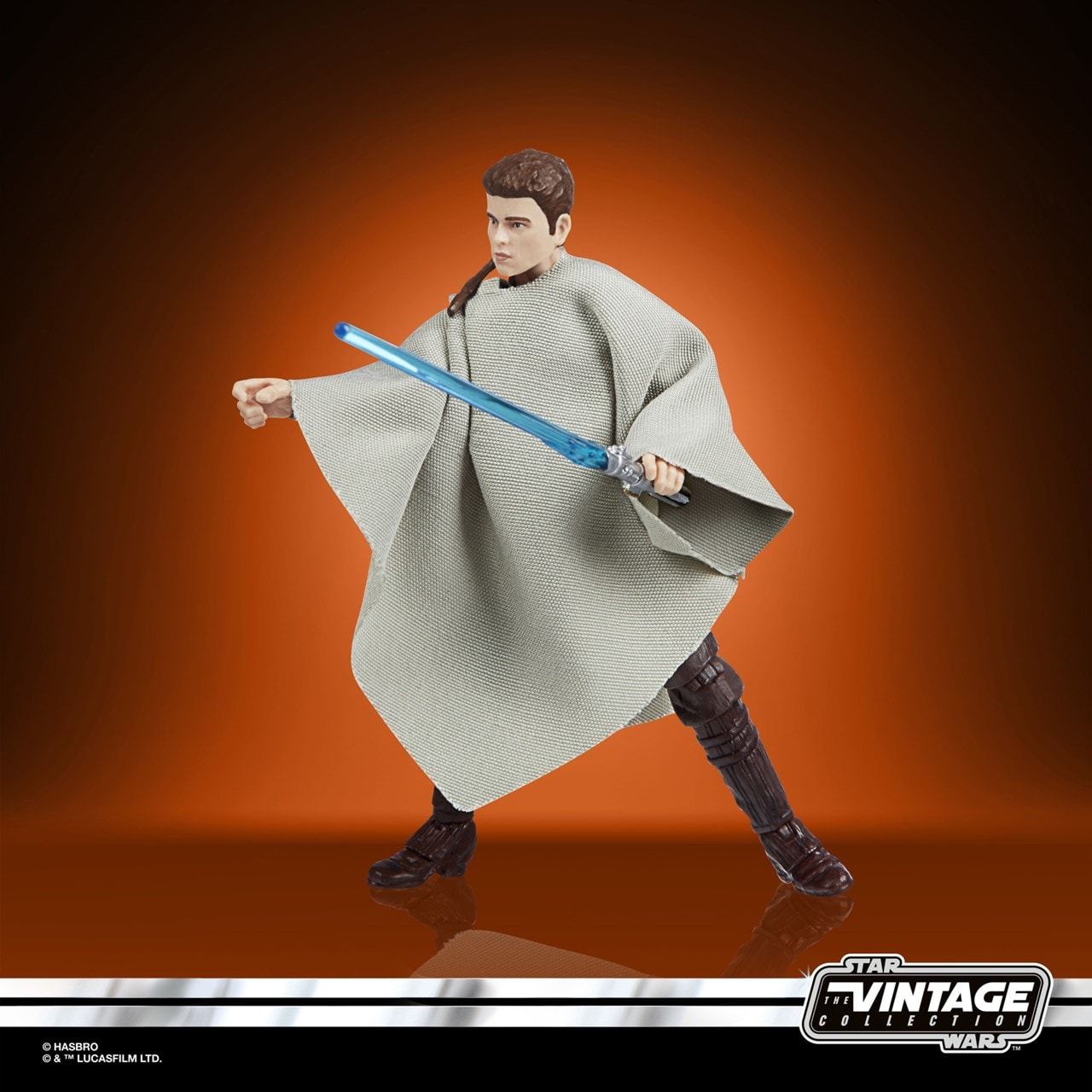 Anakin Skywalker 3.75 Inch: Attack Of The Clones: Star Wars: Vintage Collection Action Figure - 3