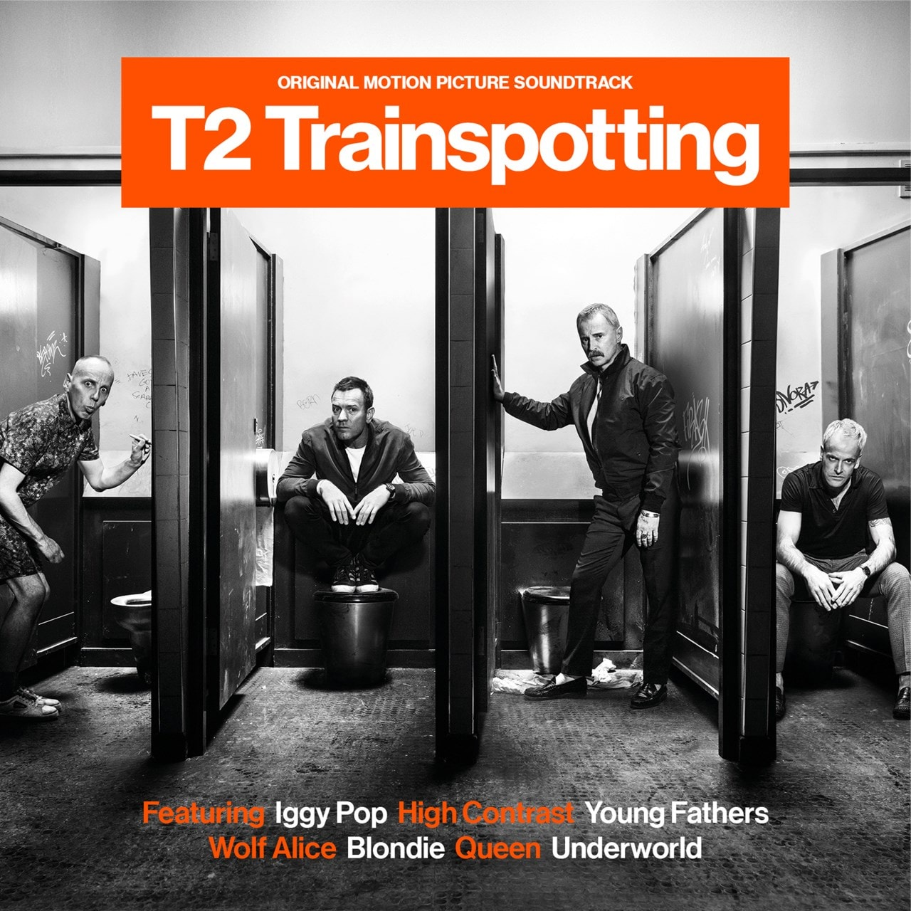 T2 Trainspotting: Original Motion Picture Soundtrack - 1