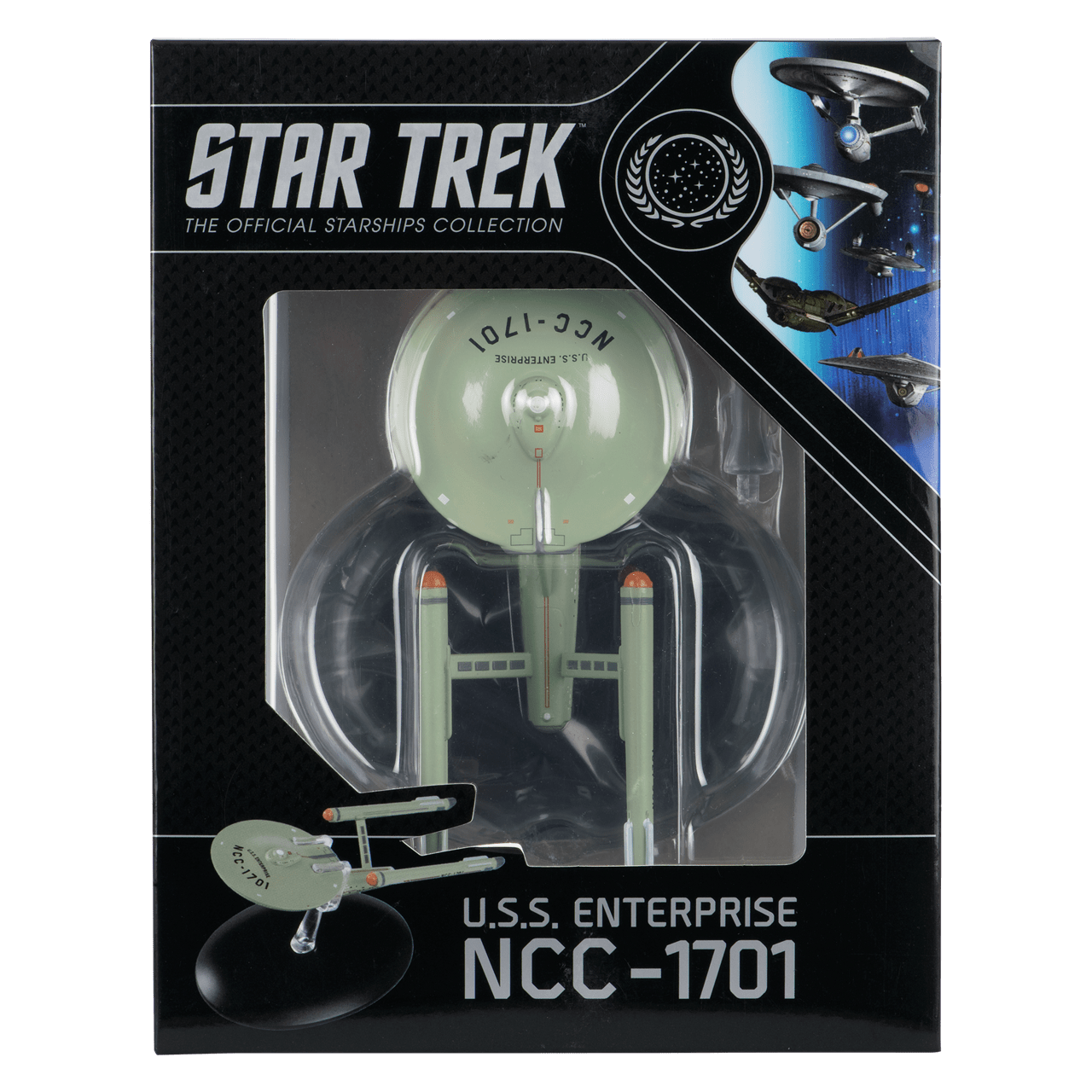 Star Trek USS Enterprise NCC-1701: Original TV Series: Hero Collector - 4
