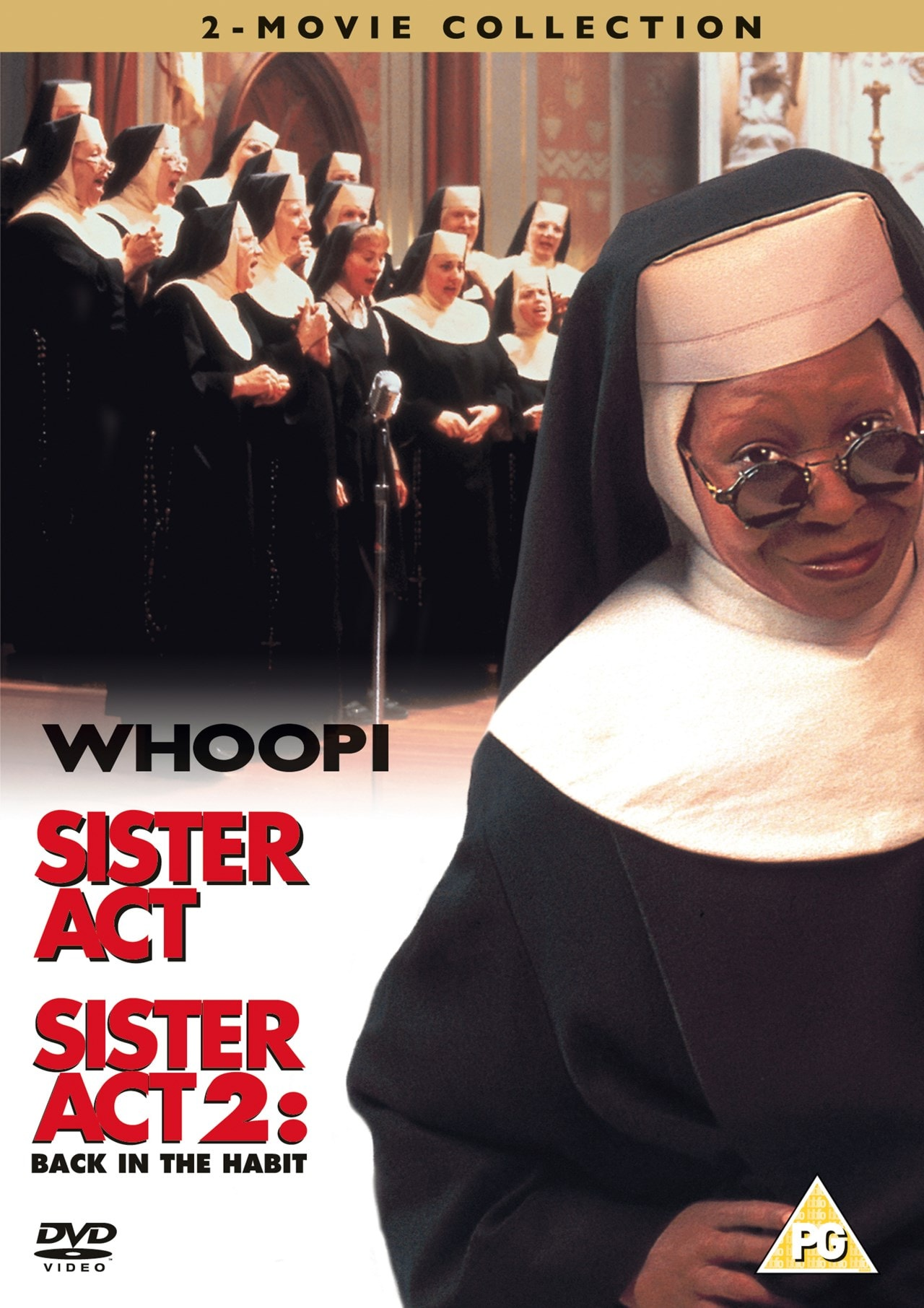 Sister Act/Sister Act 2 - Back in the Habit - 1